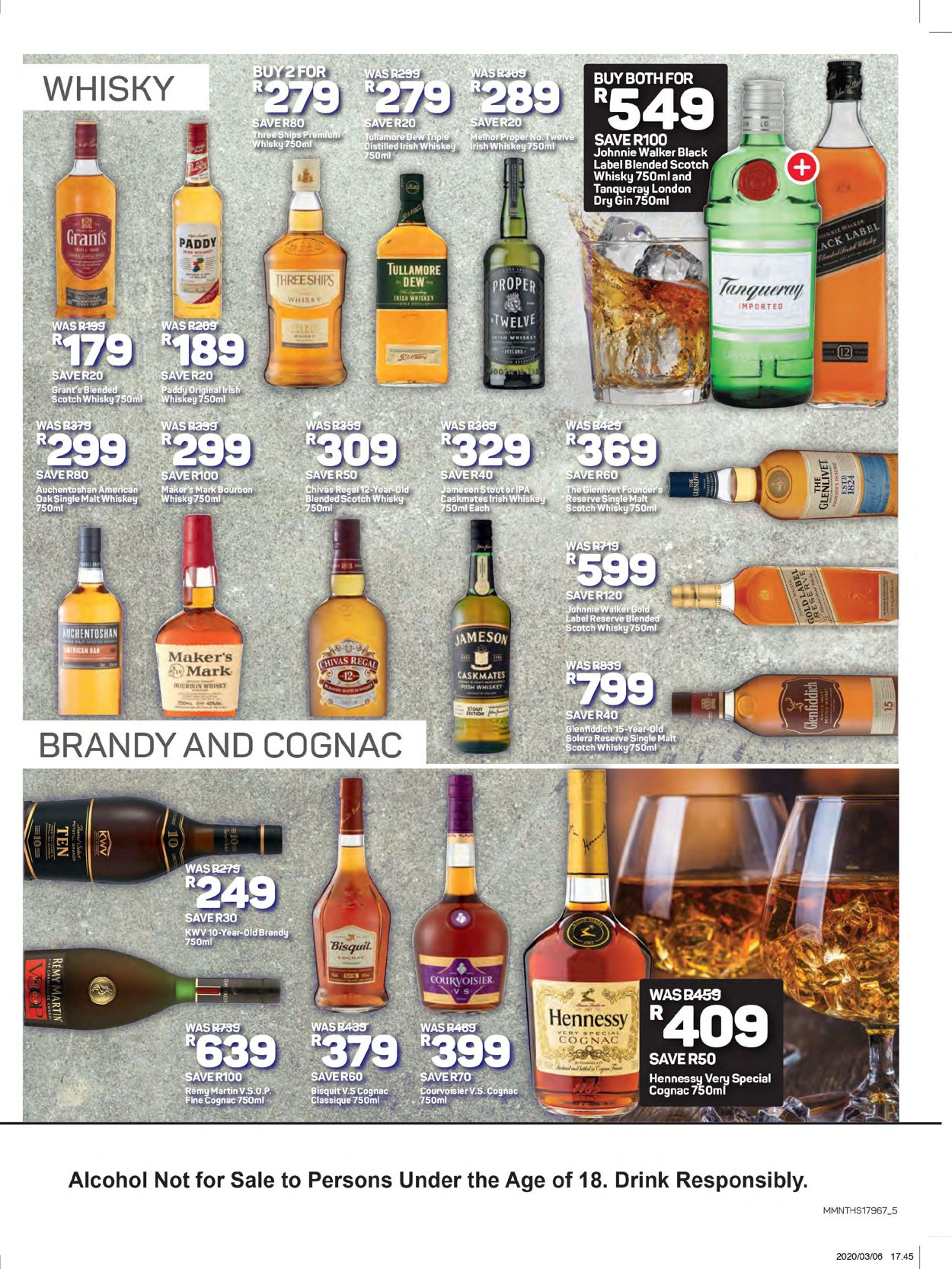 Pick n Pay Catalogue - 2020/03/23-2020/04/13 (Page 5)
