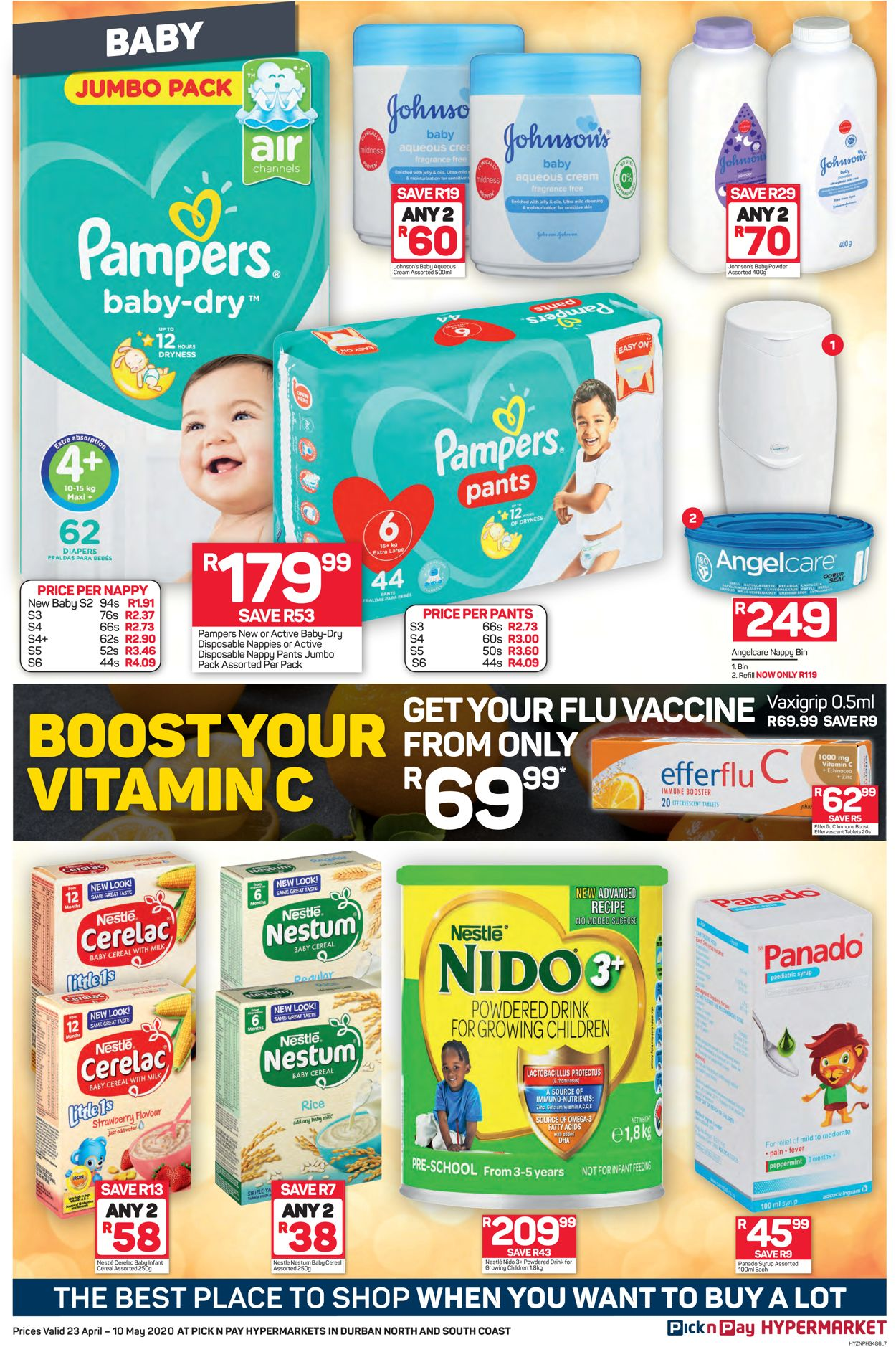 Pick n Pay Catalogue - 2020/04/23-2020/05/10 (Page 7)
