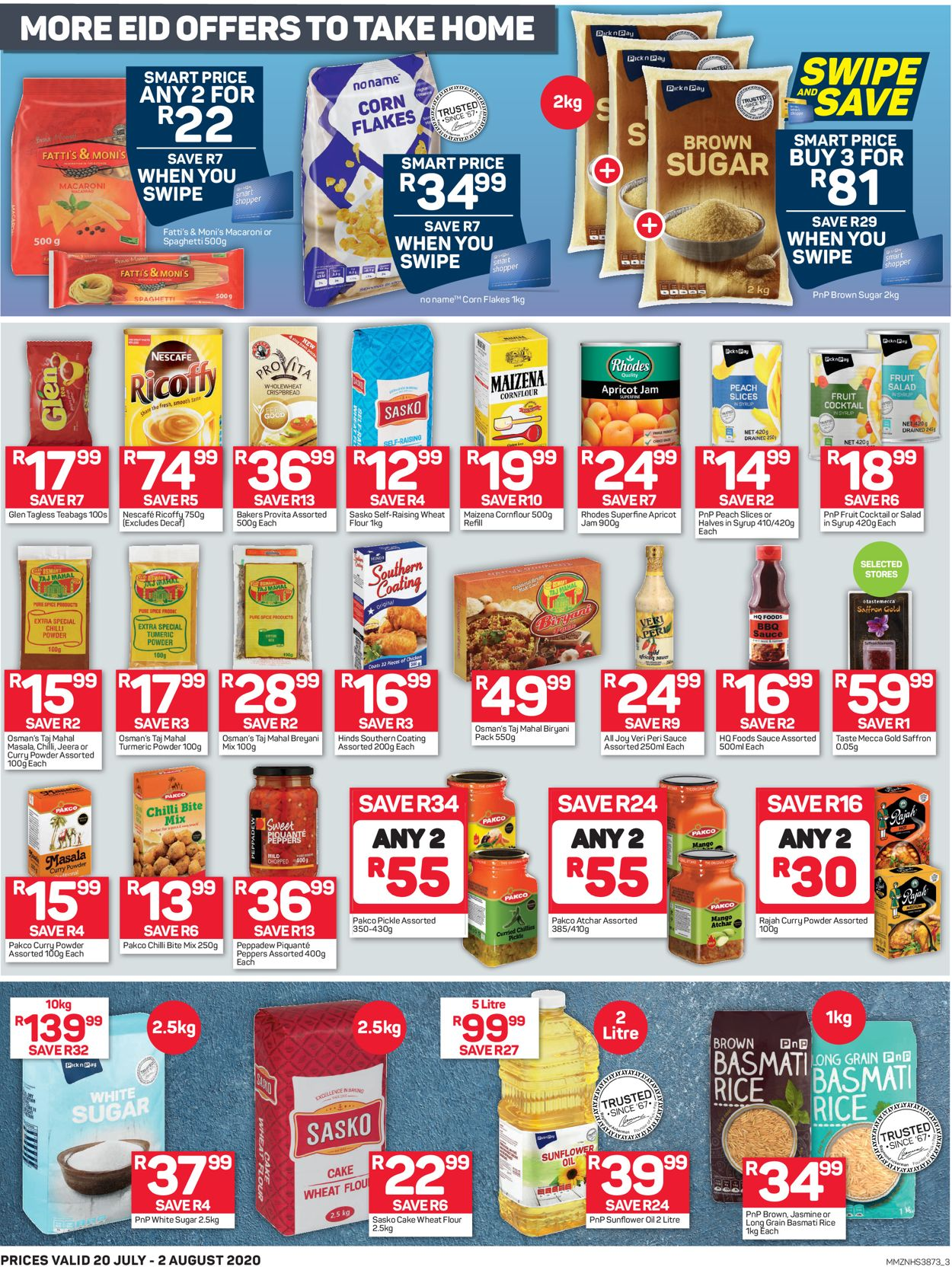 Pick n Pay Catalogue - 2020/07/20-2020/08/02 (Page 3)