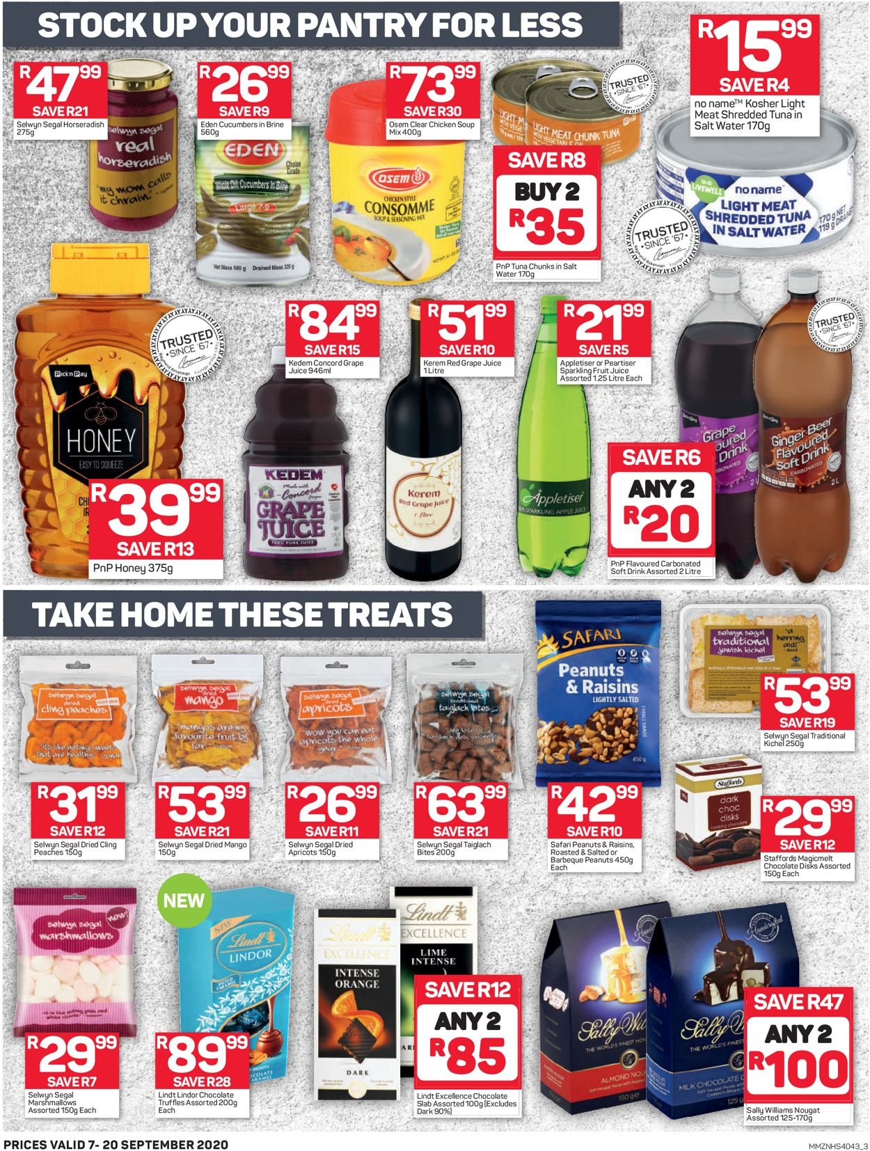 Pick n Pay Catalogue - 2020/09/07-2020/09/20 (Page 3)