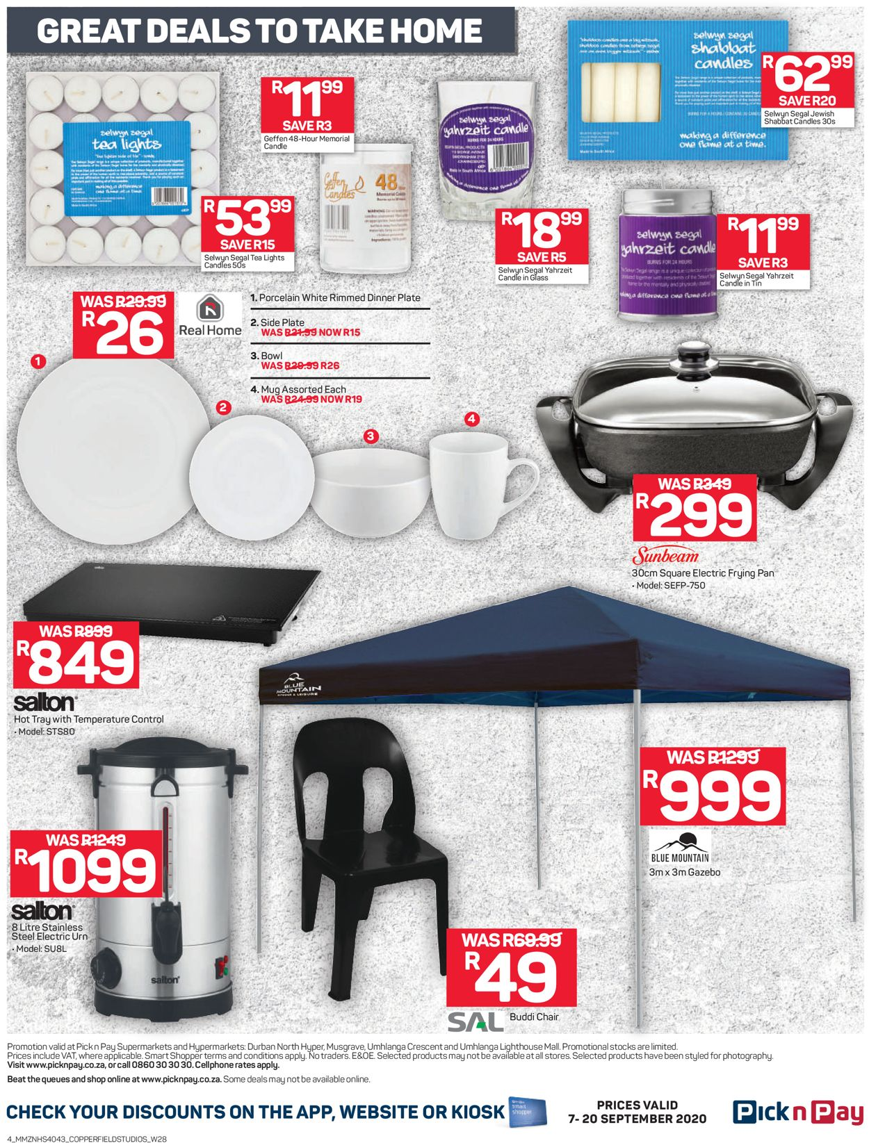 Pick n Pay Catalogue - 2020/09/07-2020/09/20 (Page 4)