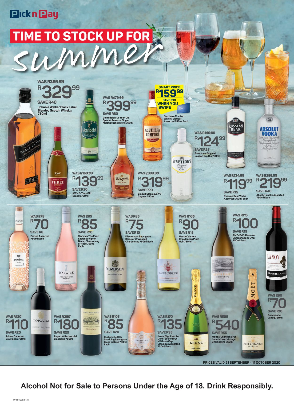 Pick n Pay Catalogue - 2020/09/21-2020/10/11 (Page 6)