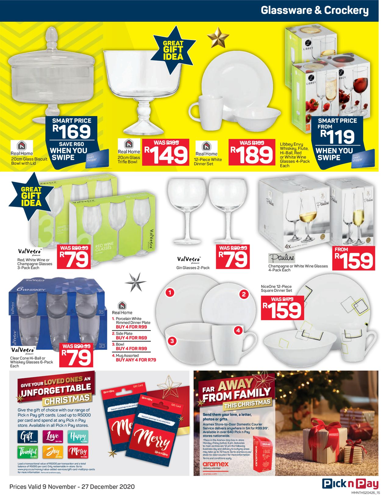 Pick n Pay Holidays 2020 Catalogue - 2020/11/09-2020/11/27 (Page 15)