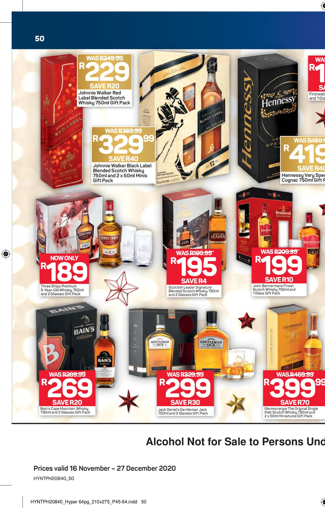 Pick n Pay Holidays 2020 Catalogue - 2020/11/16-2020/11/27 (Page 99)