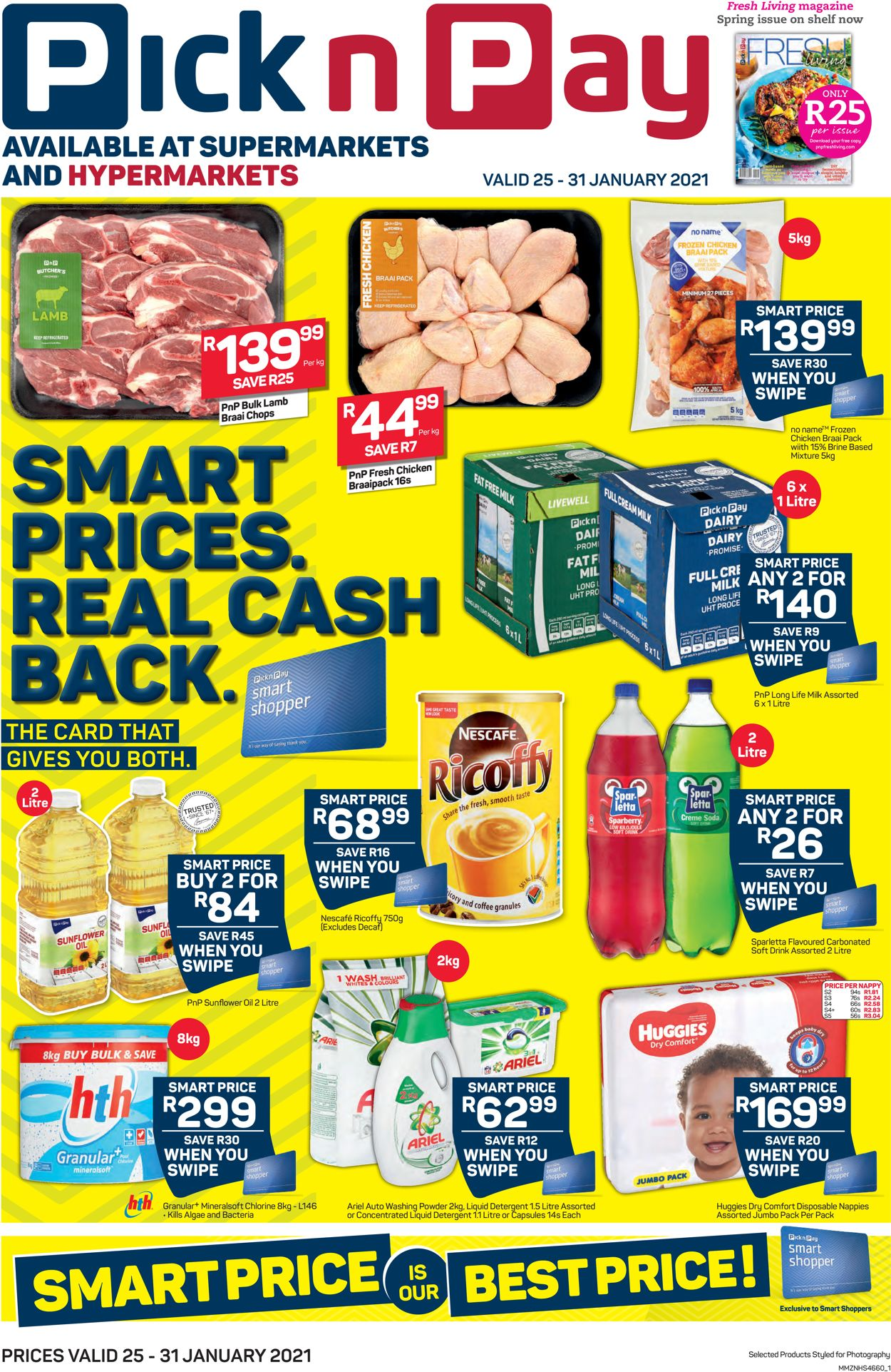 Pick n Pay Smart Price 2021 Catalogue - 2021/01/25-2021/01/31