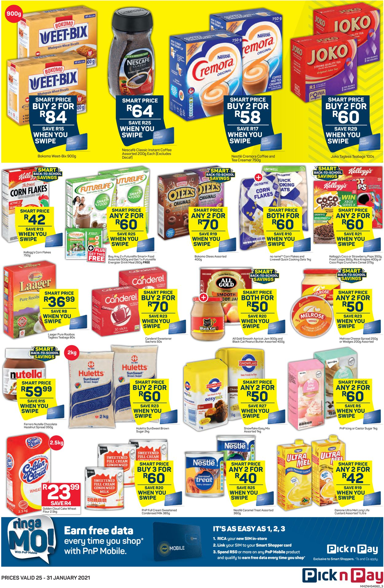 Pick n Pay Smart Price 2021 Catalogue - 2021/01/25-2021/01/31 (Page 3)