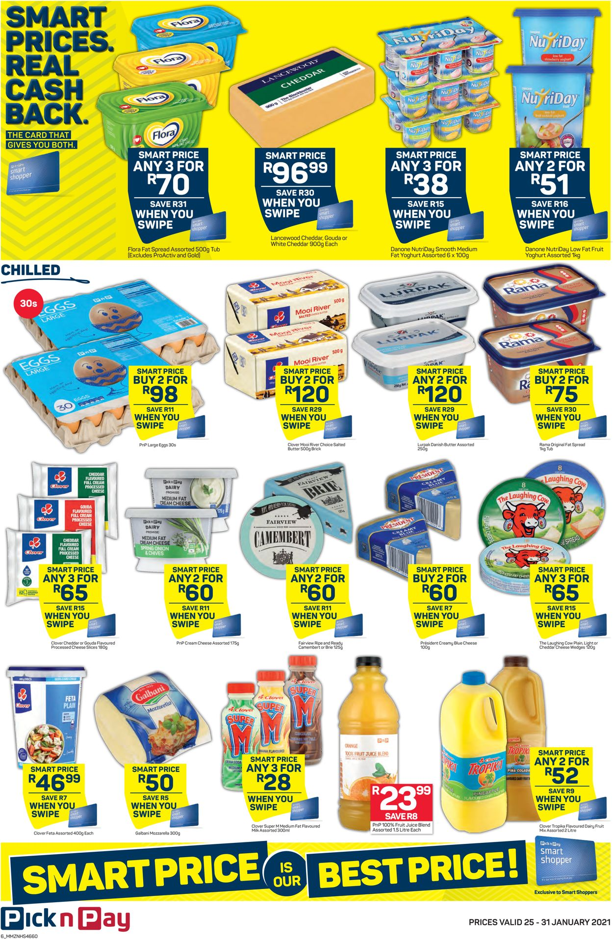Pick n Pay Smart Price 2021 Catalogue - 2021/01/25-2021/01/31 (Page 6)