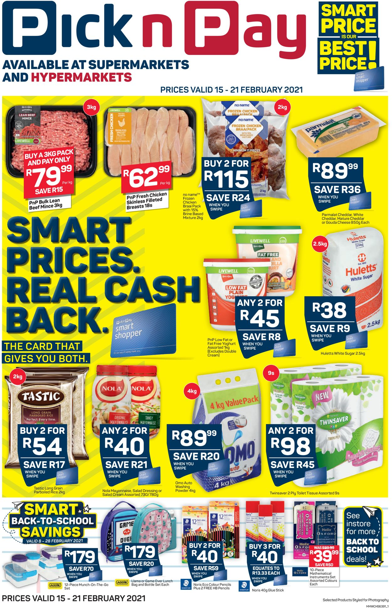 Pick n Pay Catalogue - 2021/02/15-2021/02/21