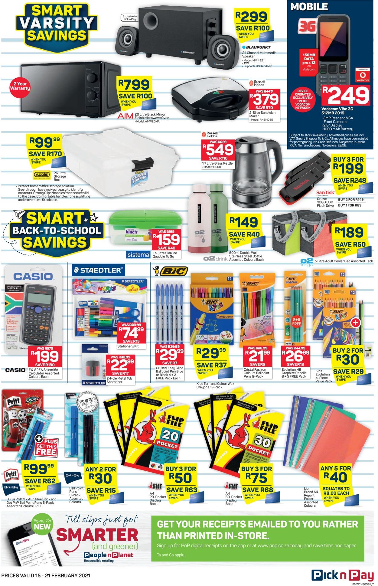 Pick n Pay Catalogue - 2021/02/15-2021/02/21 (Page 7)