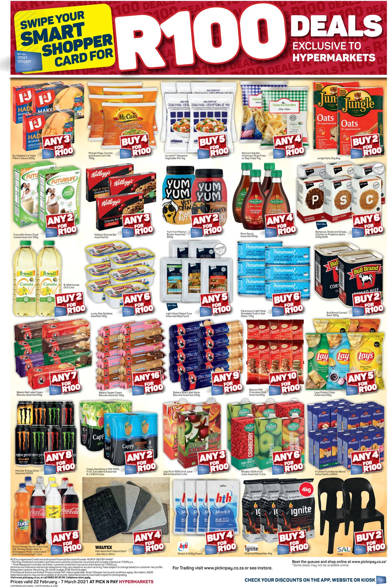Pick n Pay Catalogue - 2021/02/22-2021/03/07 (Page 8)