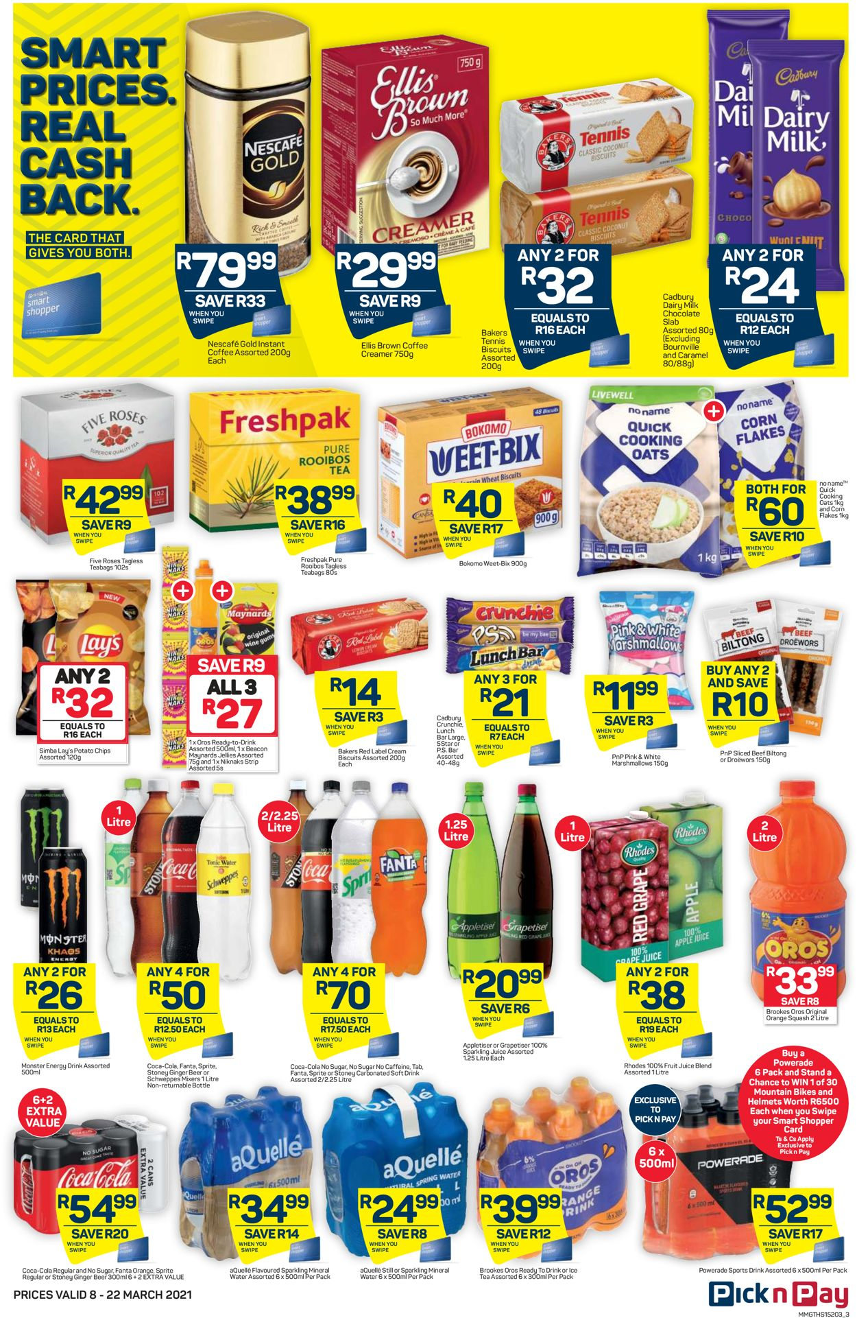 Pick n Pay Catalogue - 2021/03/08-2021/03/14 (Page 3)