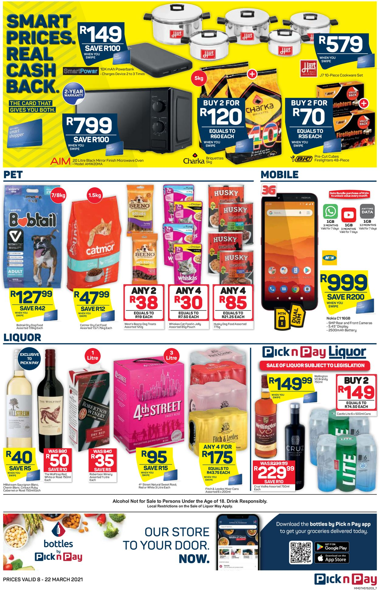 Pick n Pay Catalogue - 2021/03/08-2021/03/14 (Page 7)