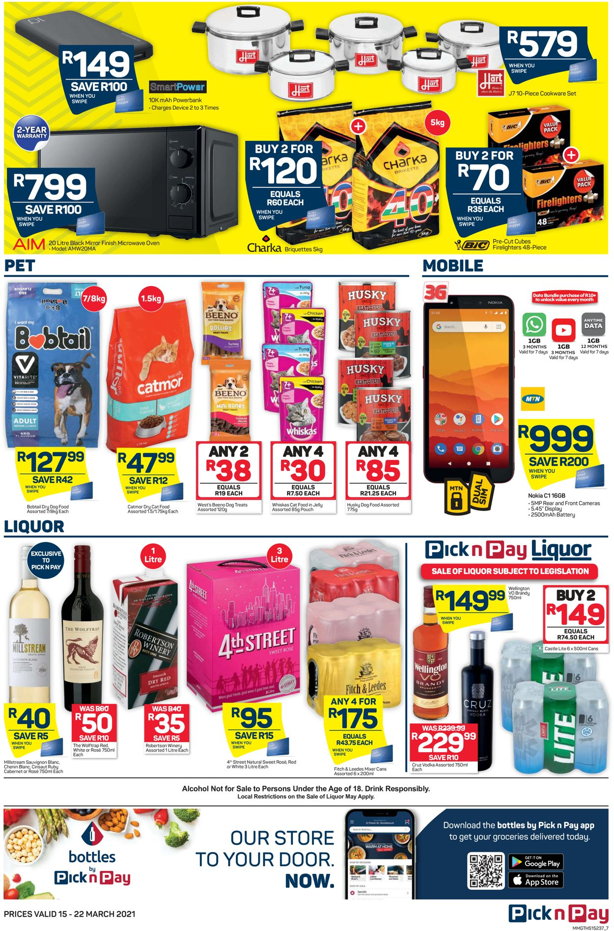 Pick n Pay Catalogue - 2021/03/15-2021/03/22 (Page 7)