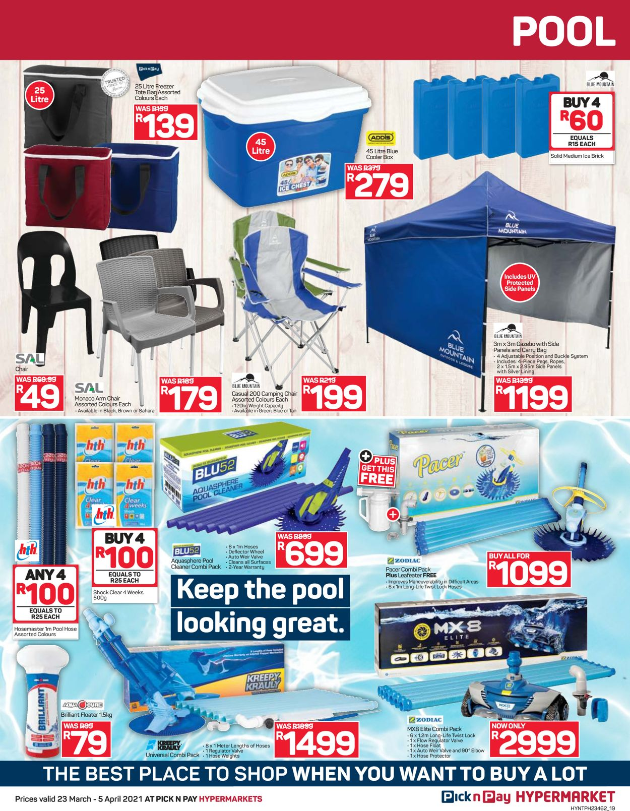 Pick n Pay Catalogue - 2021/03/23-2021/04/05 (Page 19)