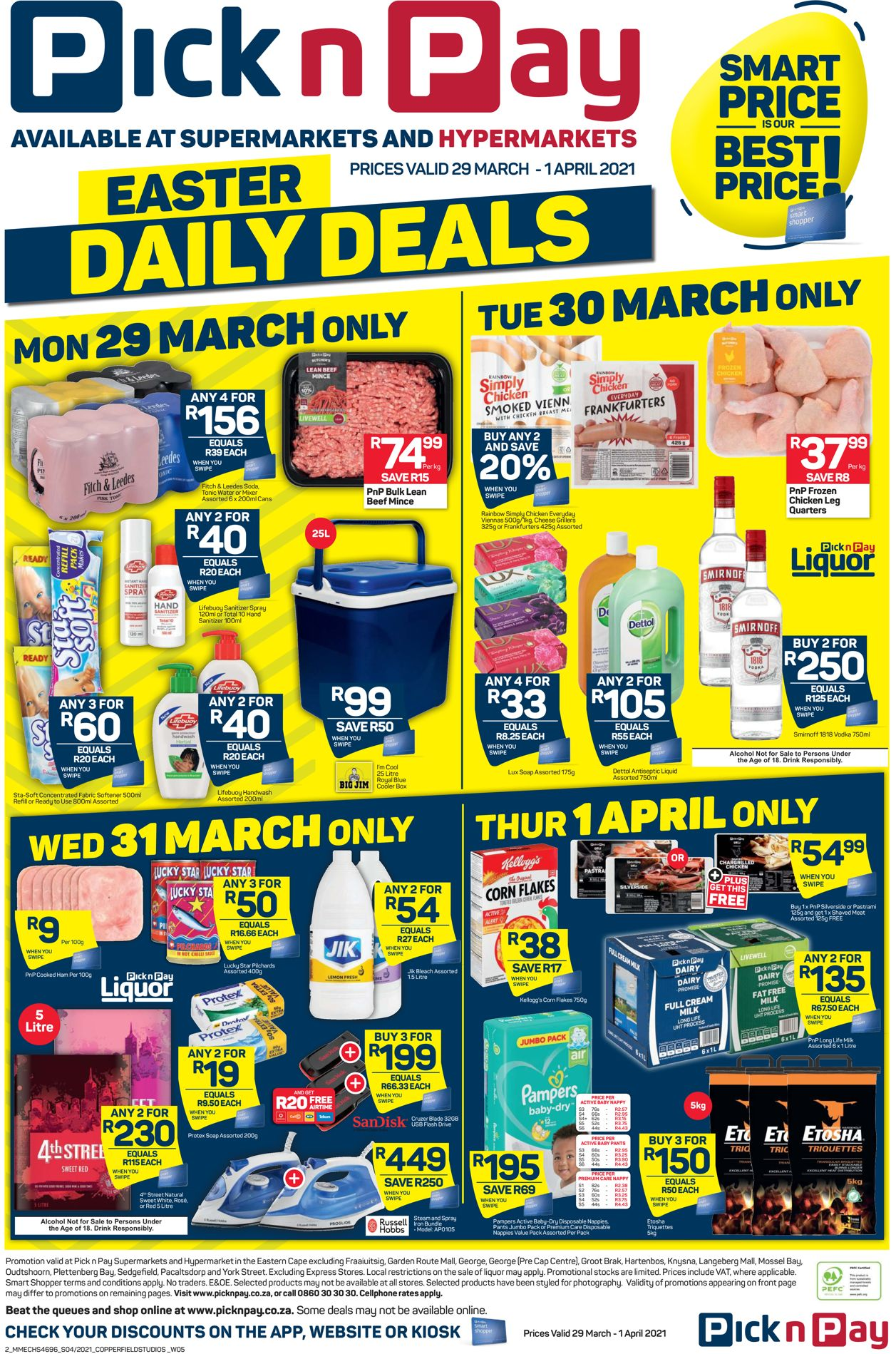 Pick n Pay Catalogue - 2021/03/29-2021/04/01 (Page 16)