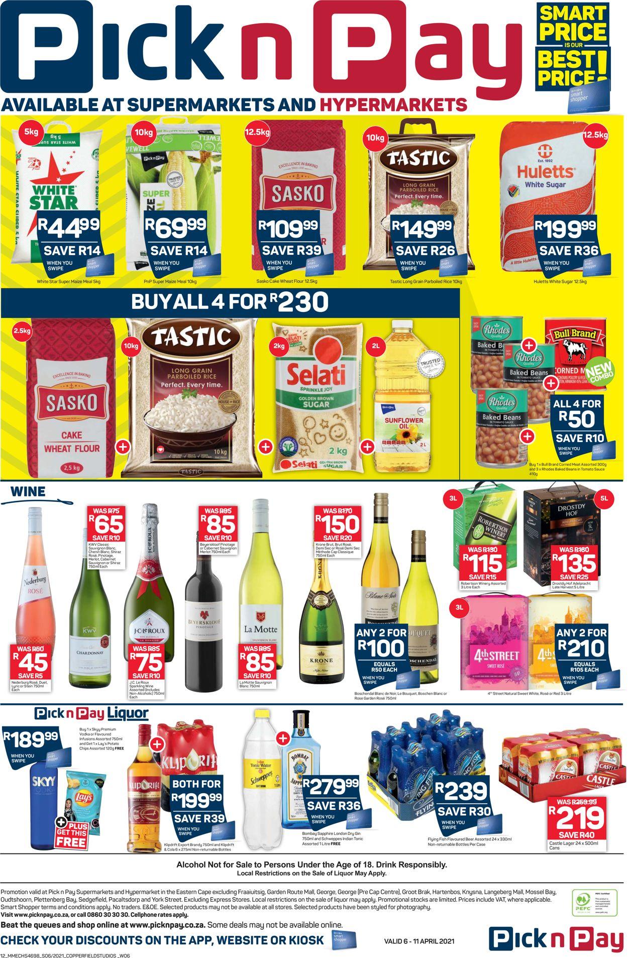 Pick n Pay Catalogue - 2021/04/06-2021/04/11 (Page 6)