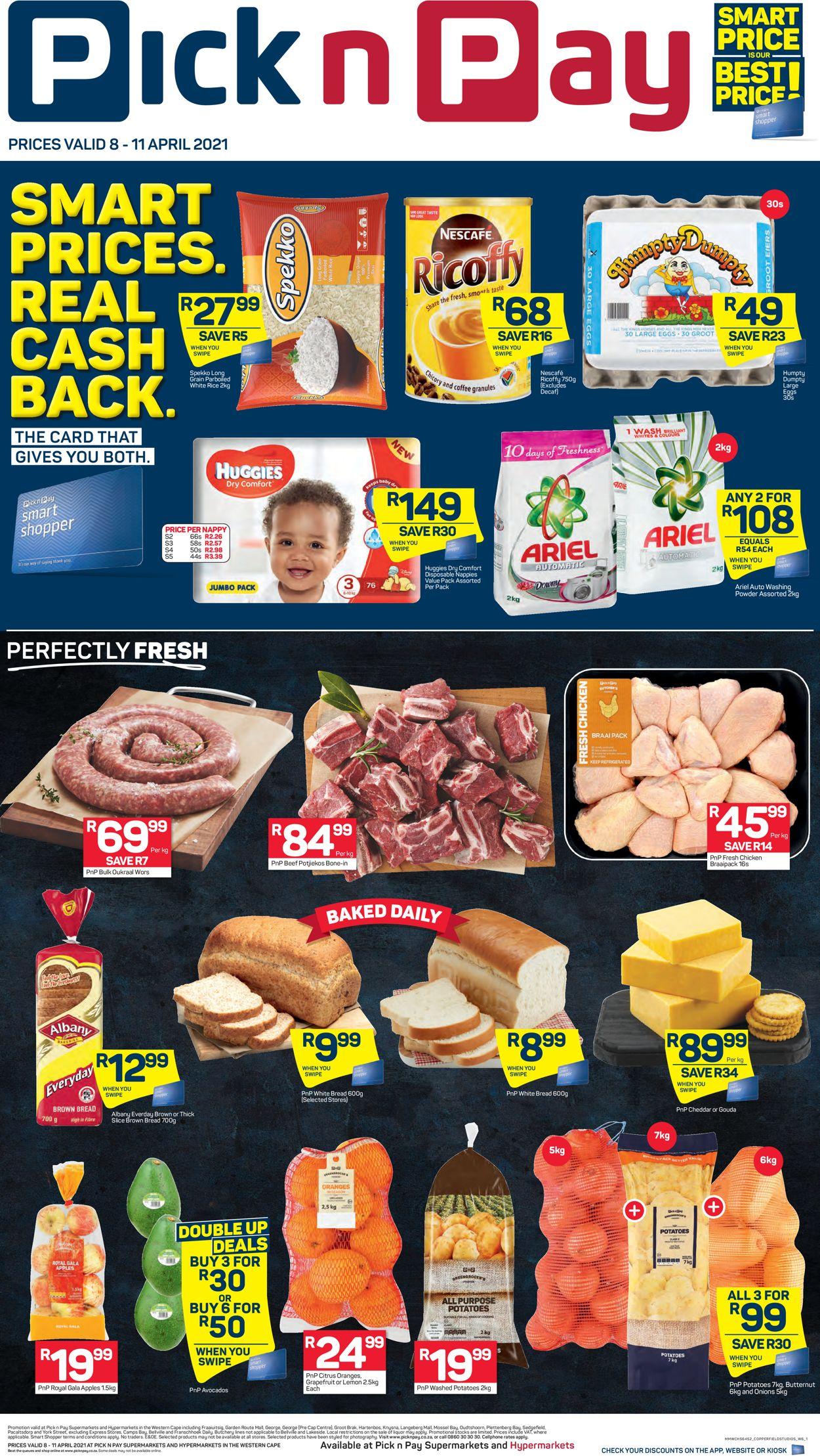 Pick n Pay Catalogue - 2021/04/08-2021/04/11