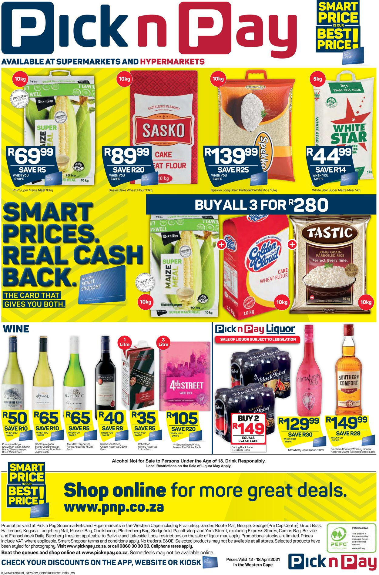 Pick n Pay Catalogue - 2021/04/12-2021/04/18 (Page 8)