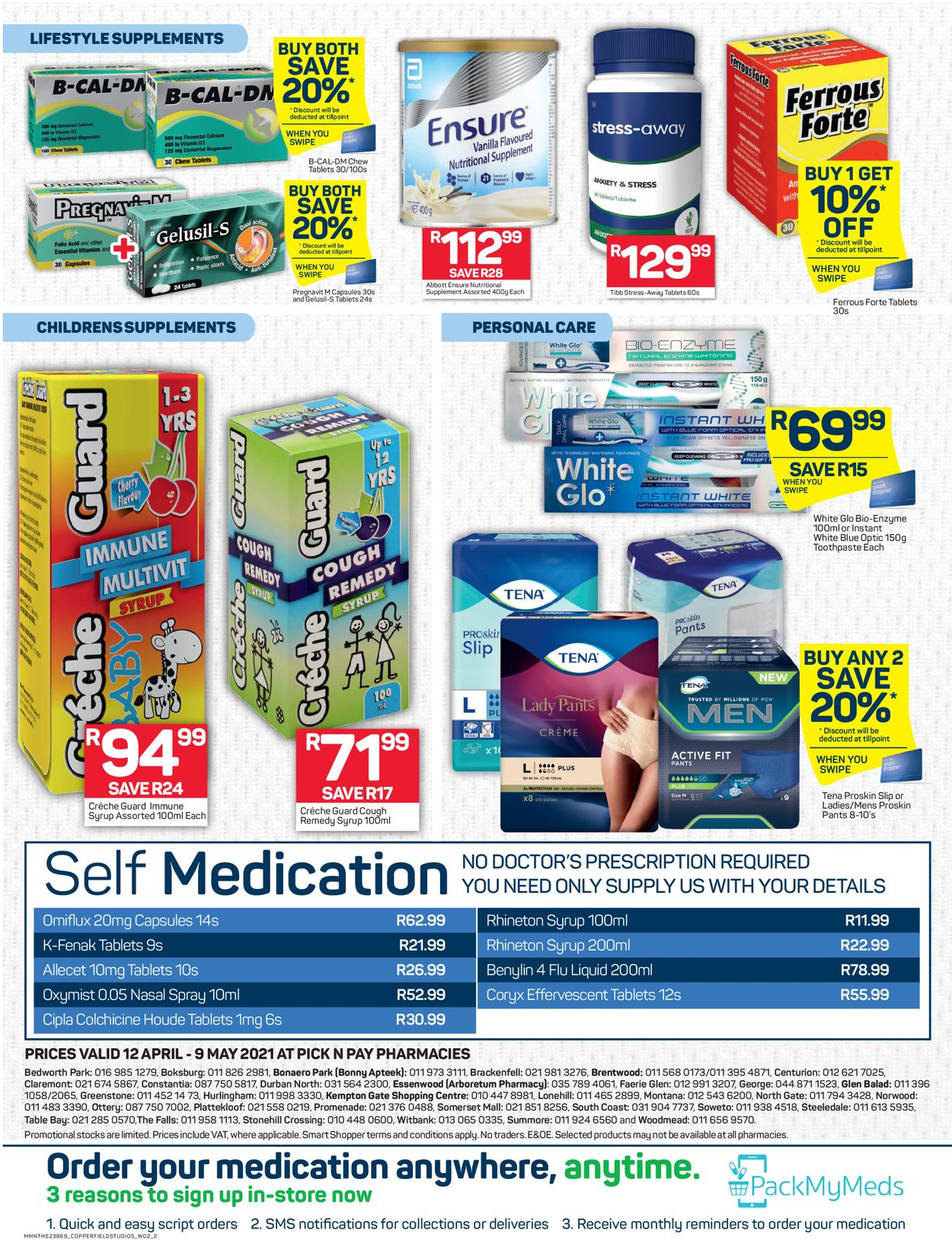 Pick n Pay Catalogue - 2021/04/12-2021/05/09 (Page 2)