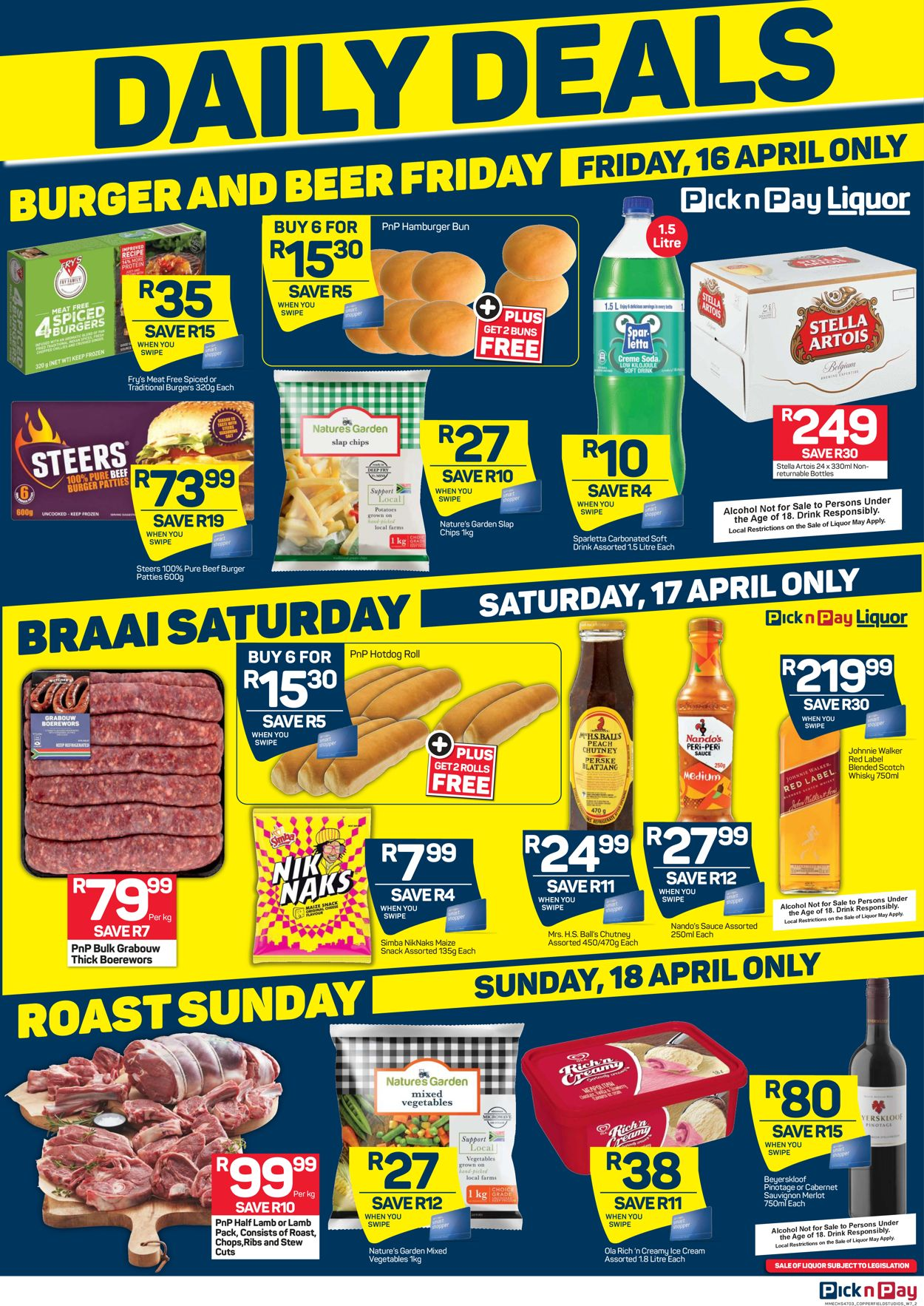 Pick n Pay Catalogue - 2021/04/15-2021/04/18 (Page 2)