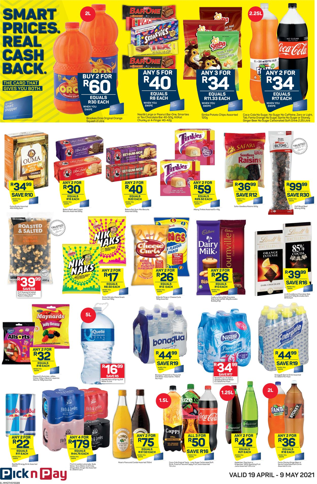 Pick n Pay Catalogue - 2021/04/19-2021/04/25 (Page 8)