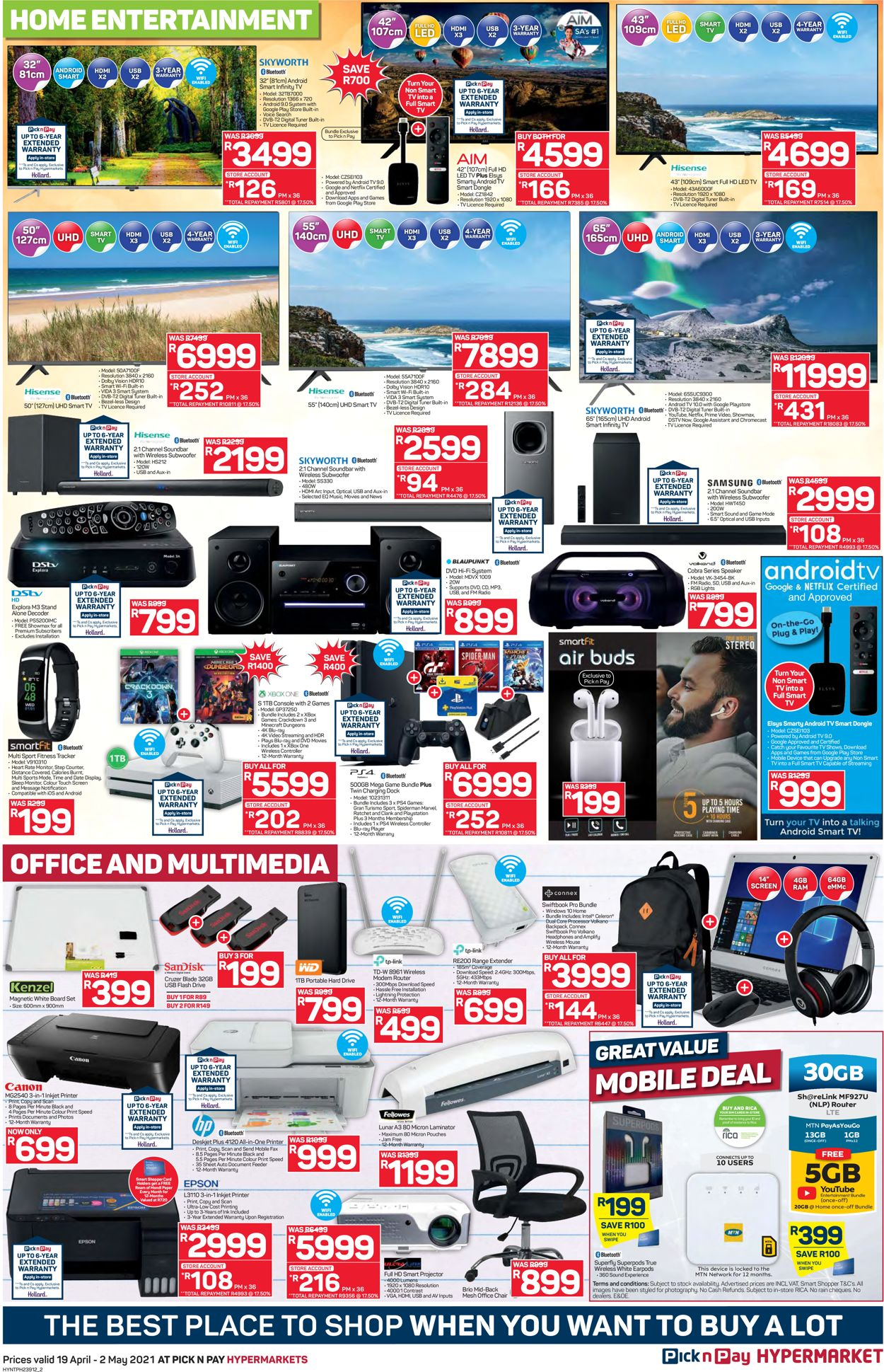 Pick n Pay Catalogue - 2021/03/01-2021/08/01 (Page 2)