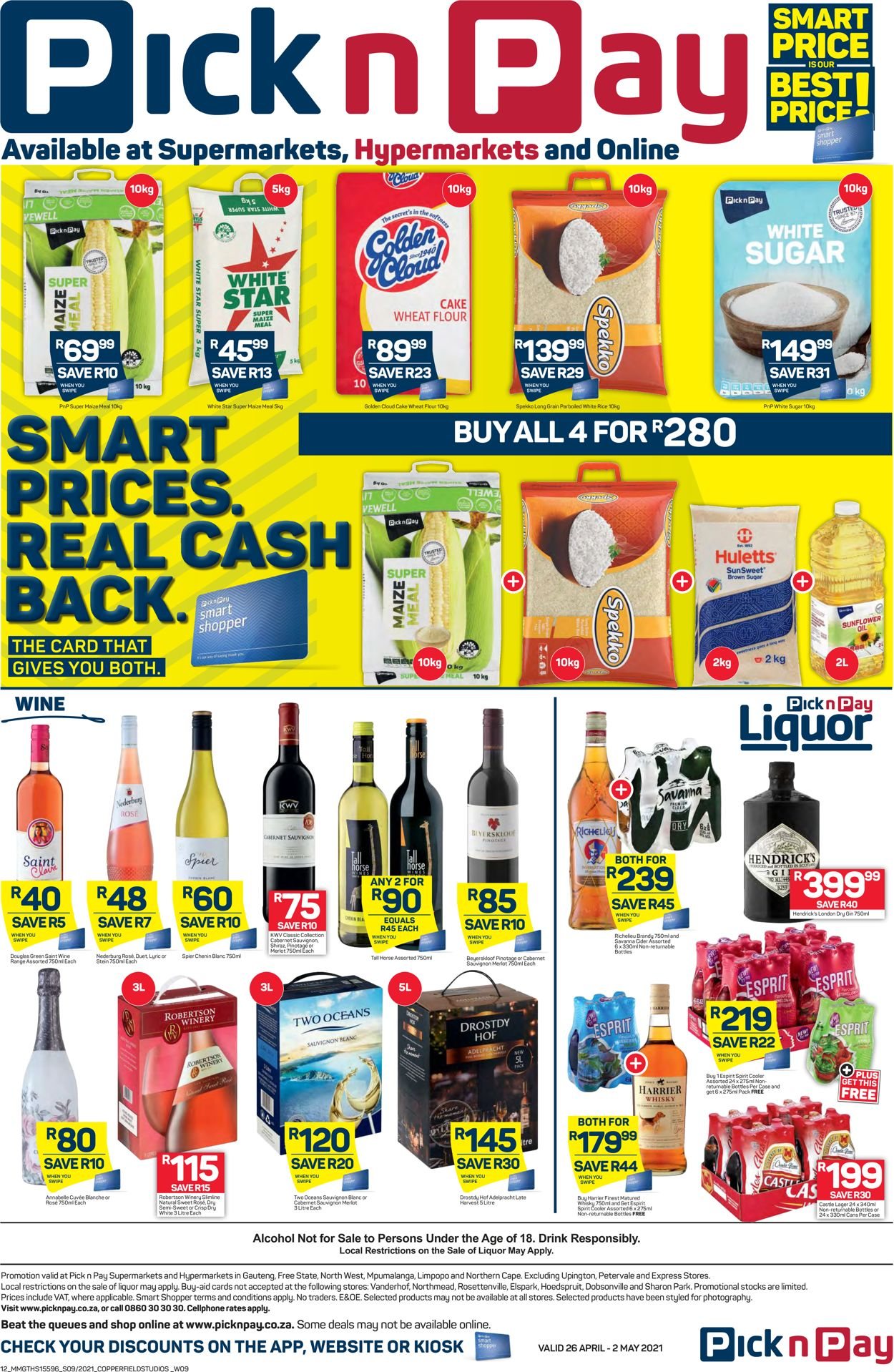 Pick n Pay Catalogue - 2021/04/26-2021/05/02 (Page 12)