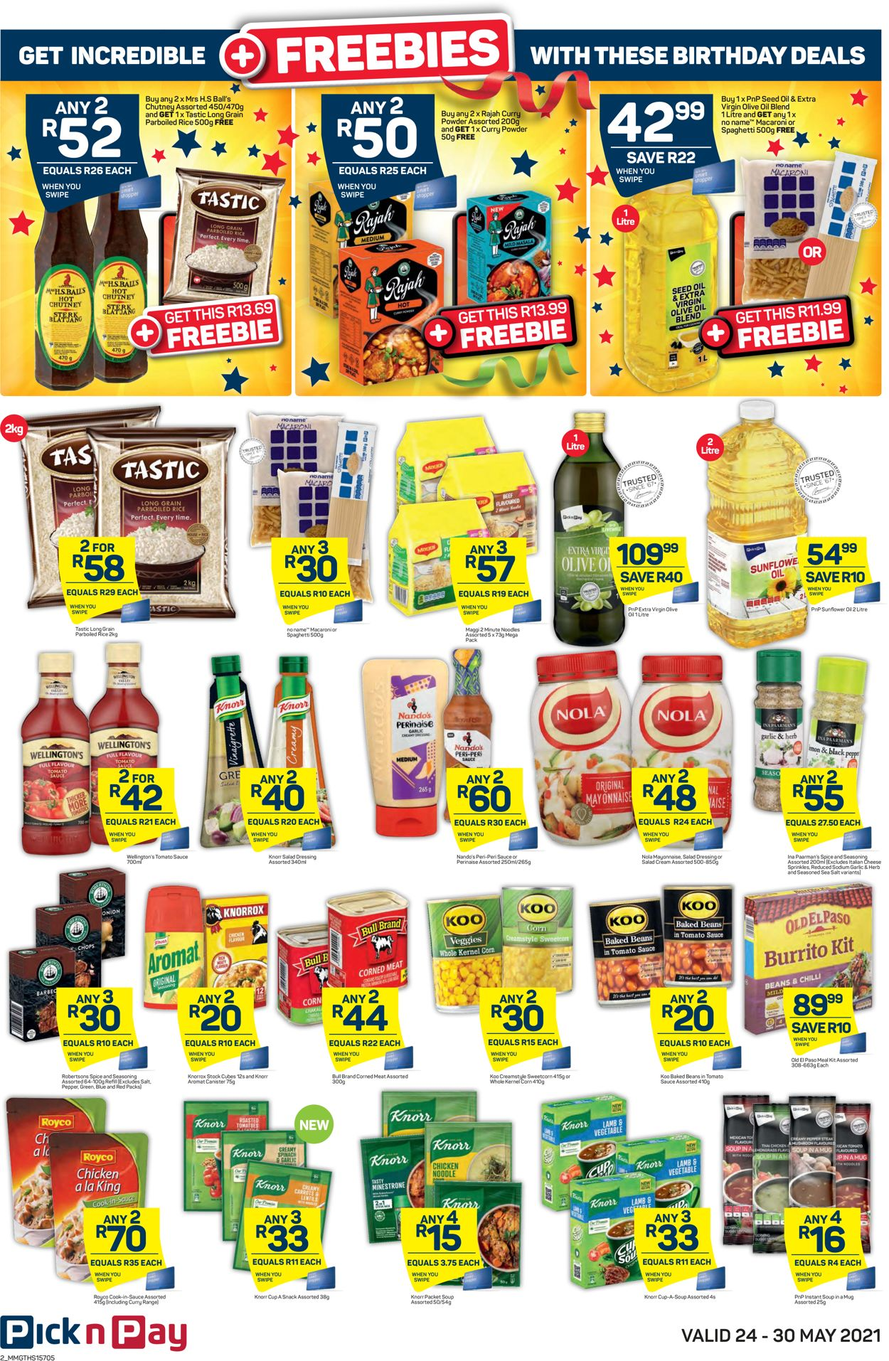 Pick n Pay Catalogue - 2021/05/24-2021/05/30 (Page 2)
