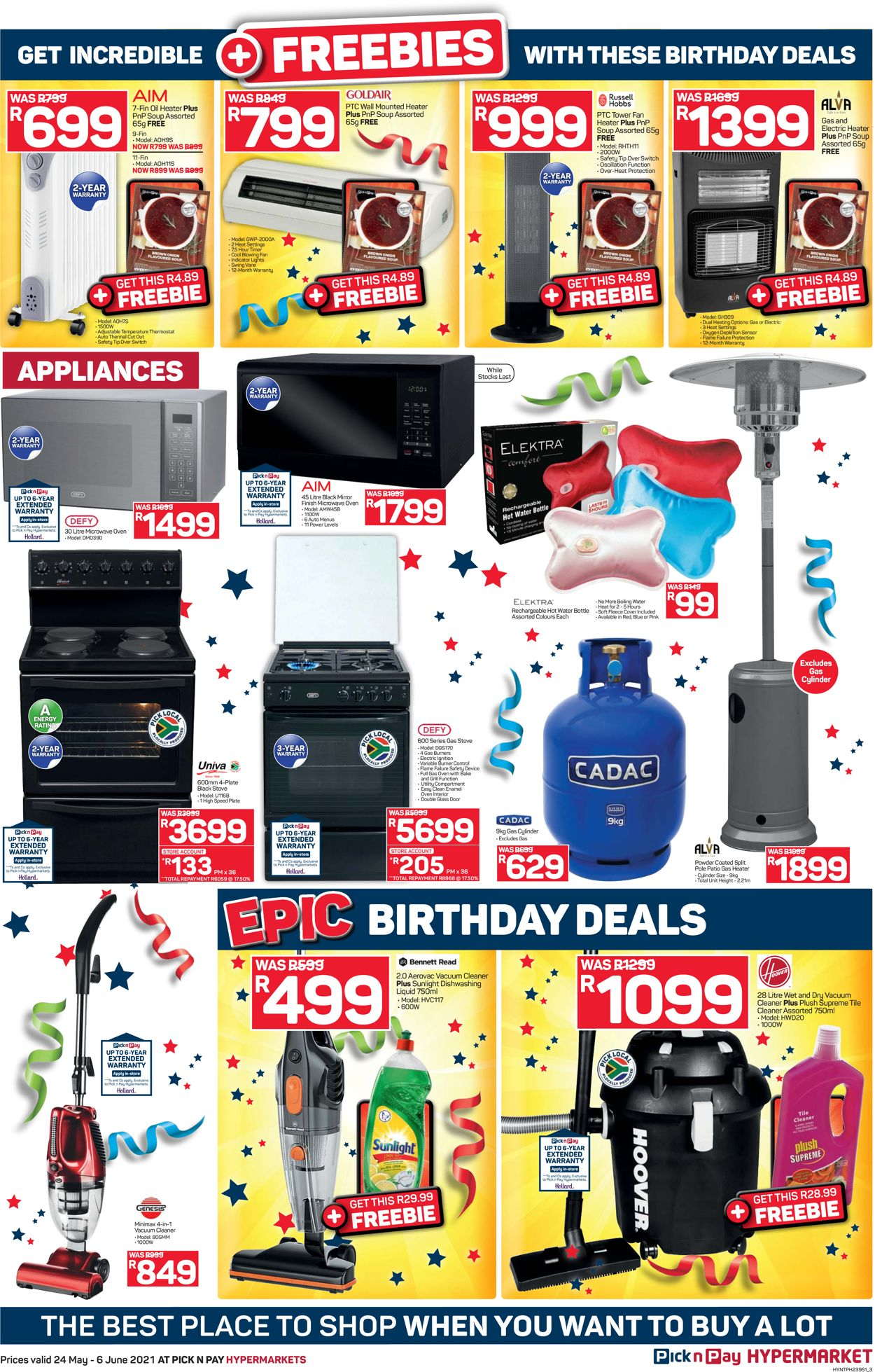 Pick n Pay Catalogue - 2021/05/24-2021/06/06 (Page 3)