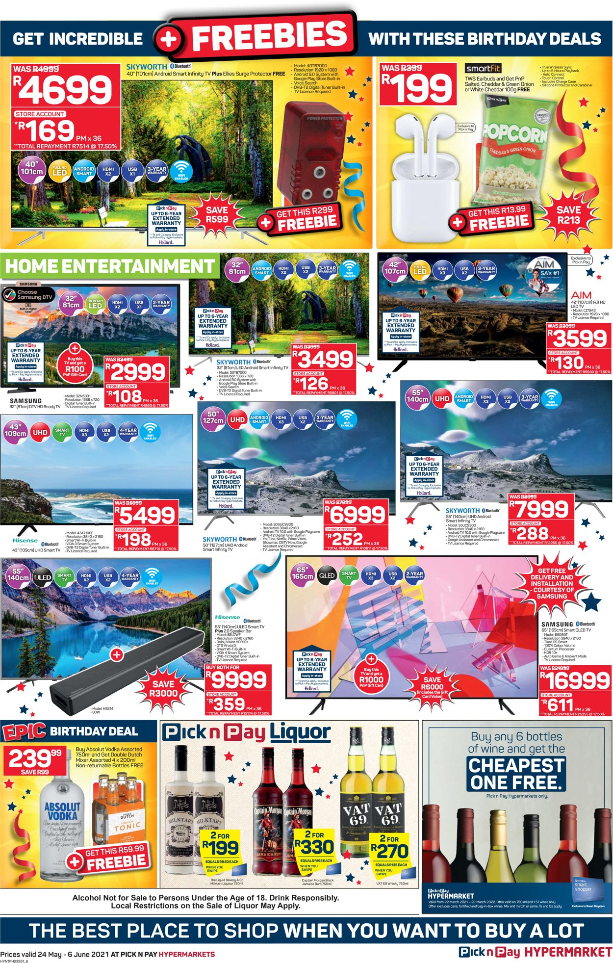 Pick n Pay Catalogue - 2021/05/24-2021/06/06 (Page 6)