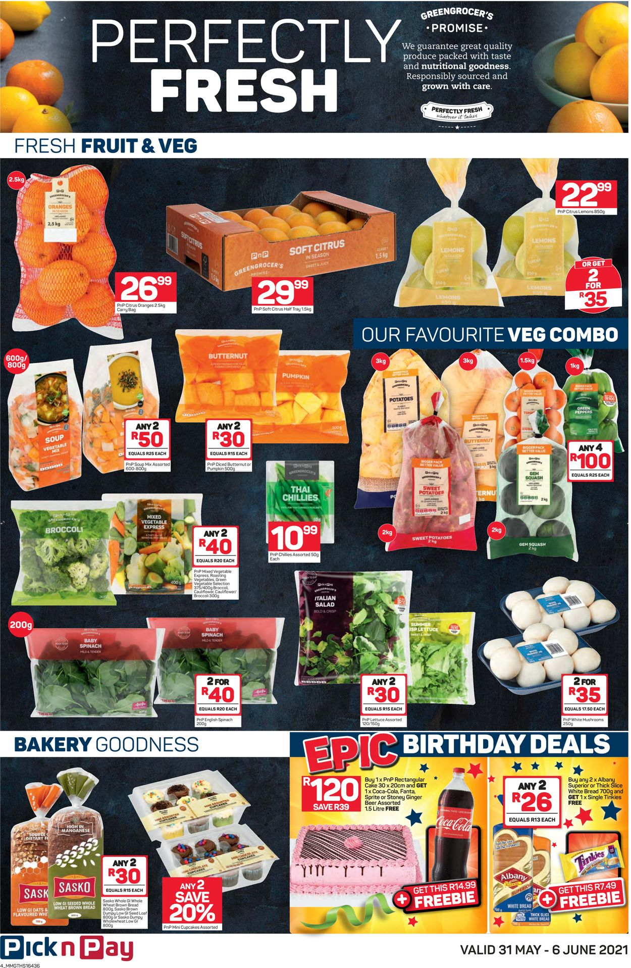 Pick n Pay Catalogue - 2021/05/31-2021/06/06 (Page 4)