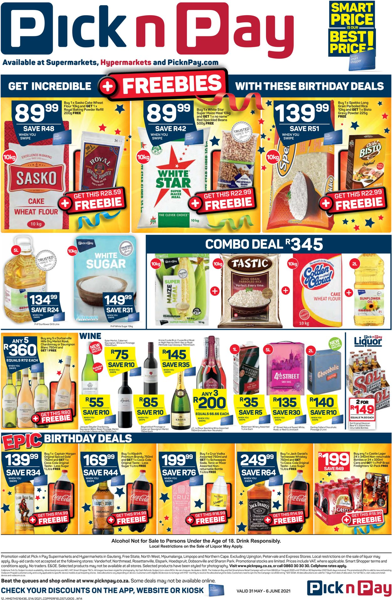 Pick n Pay Catalogue - 2021/05/31-2021/06/06 (Page 12)