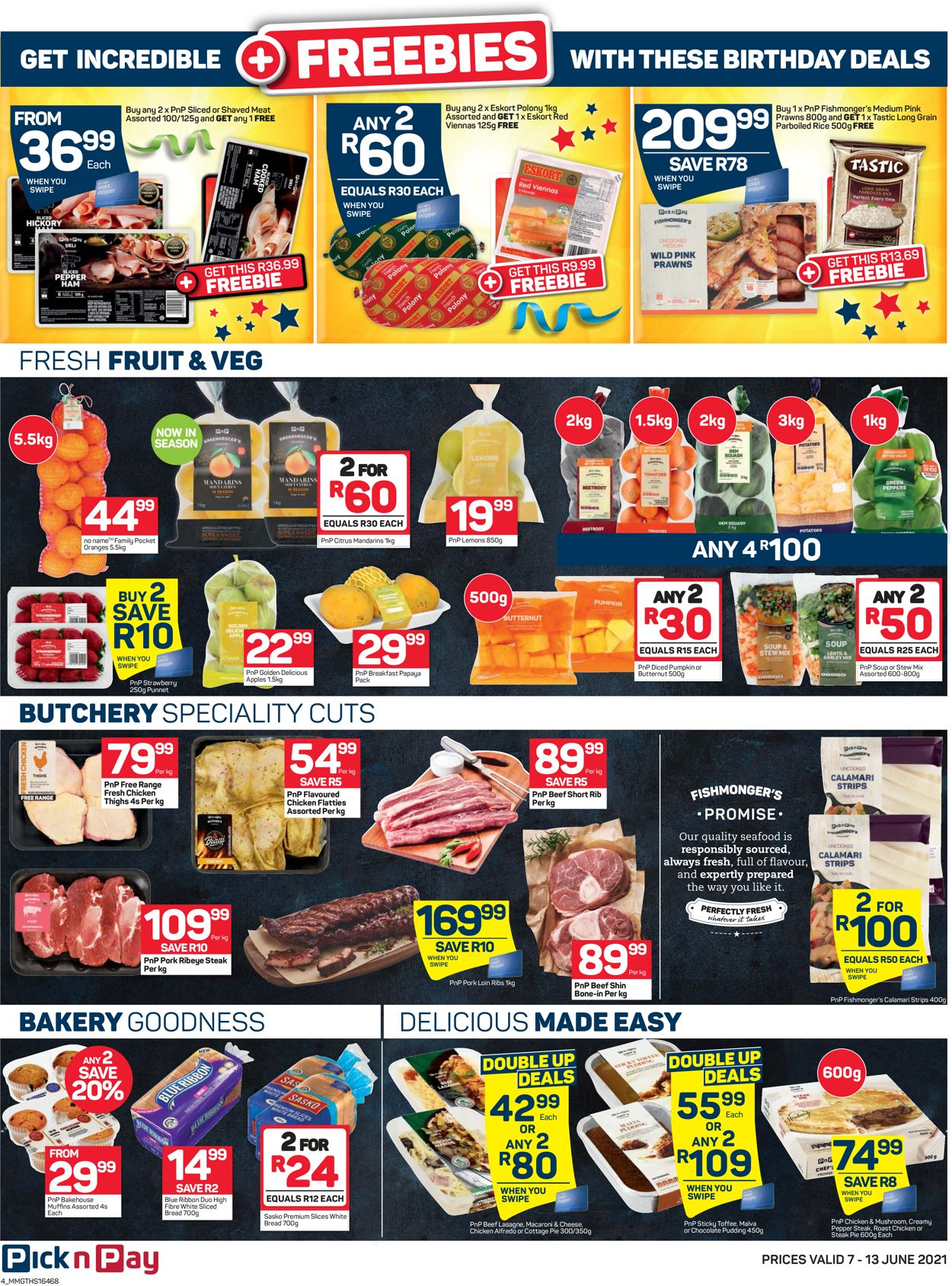 Pick n Pay Catalogue - 2021/06/07-2021/06/13 (Page 4)