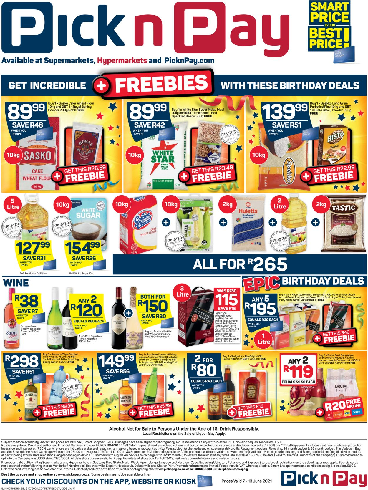 Pick n Pay Catalogue - 2021/06/07-2021/06/13 (Page 8)