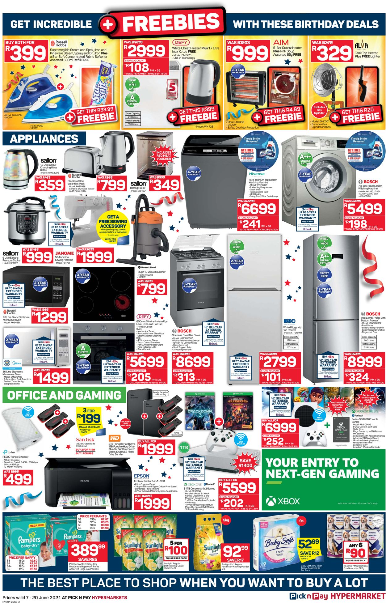 Pick n Pay Catalogue - 2021/06/07-2021/06/20 (Page 2)