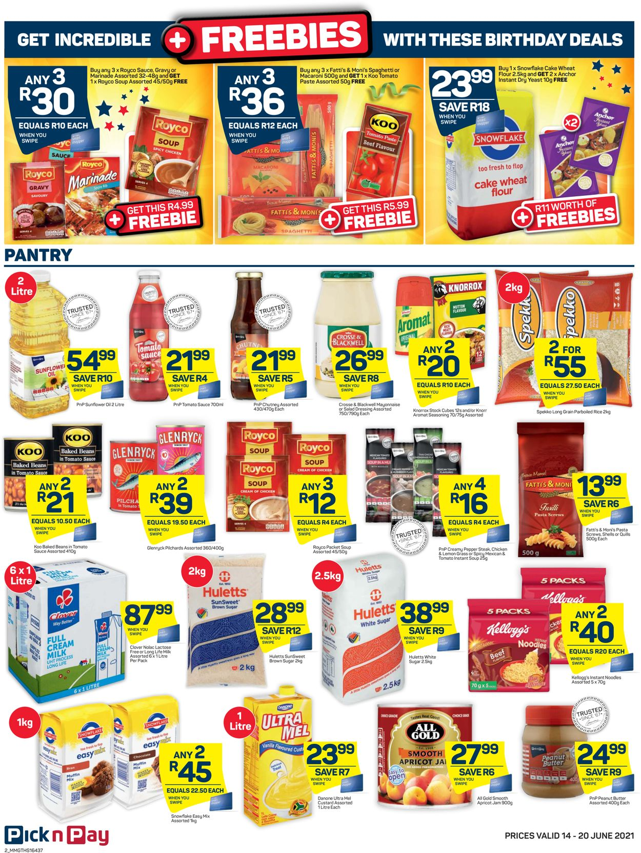 Pick n Pay Catalogue - 2021/06/14-2021/06/20 (Page 2)