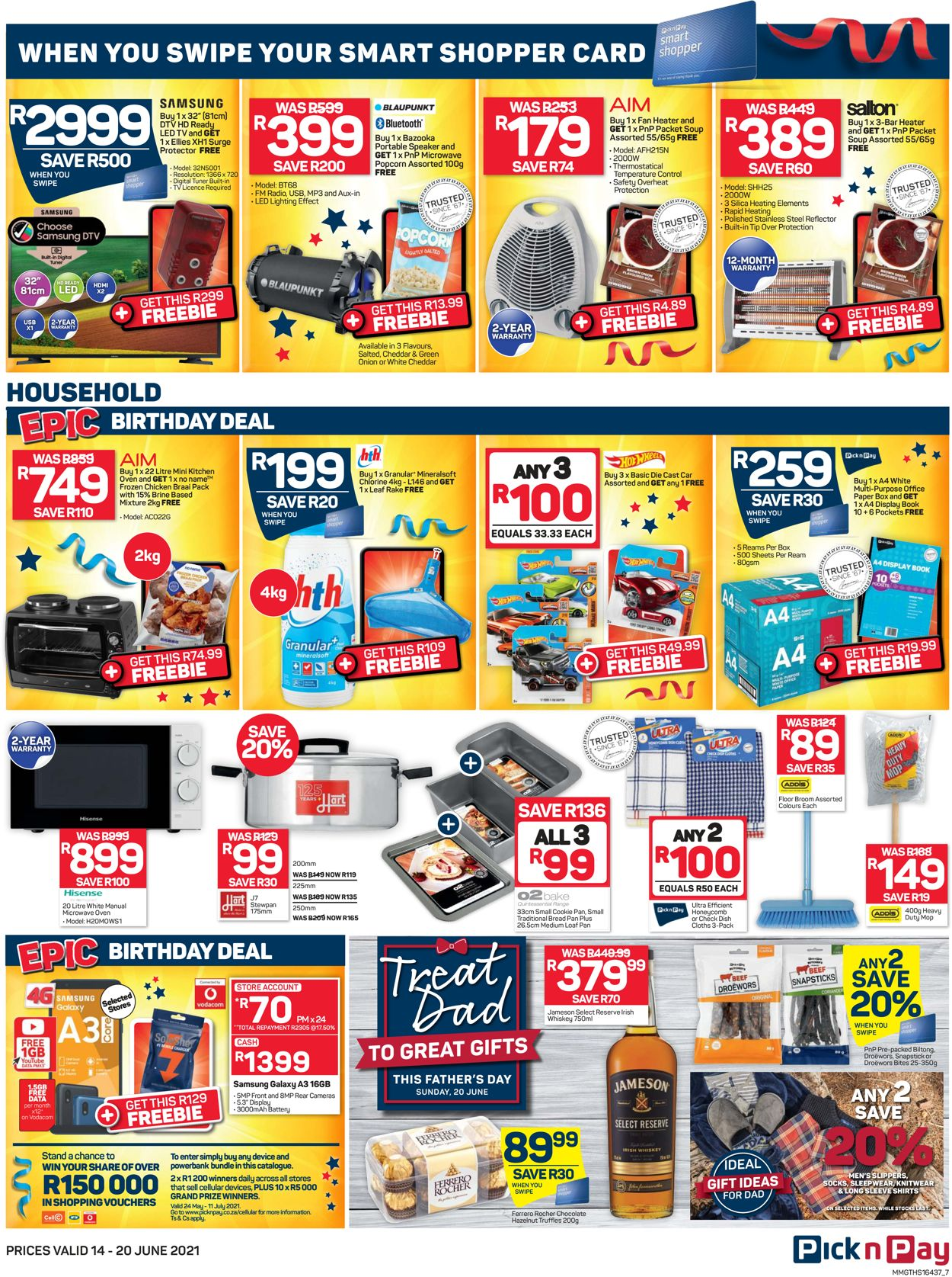 Pick n Pay Catalogue - 2021/06/14-2021/06/20 (Page 7)