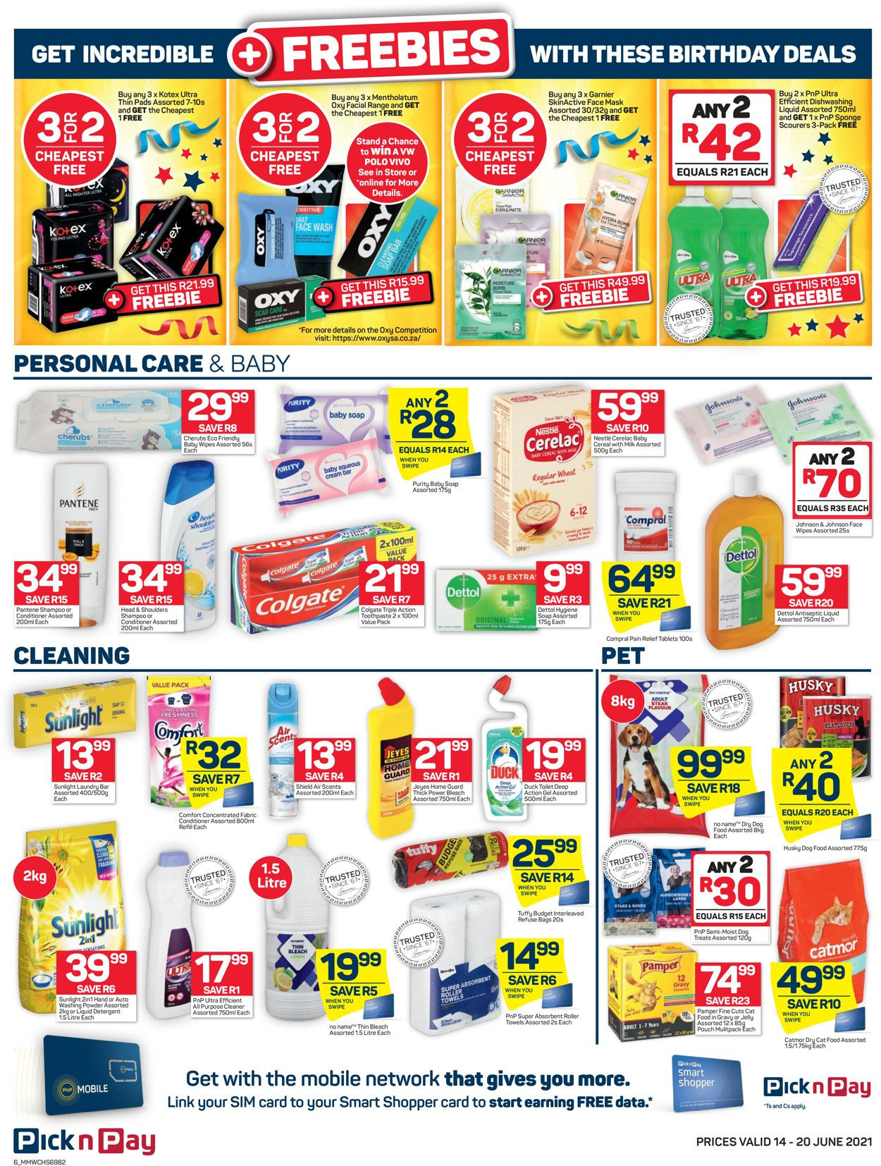 Pick n Pay Catalogue - 2021/06/14-2021/06/20 (Page 6)