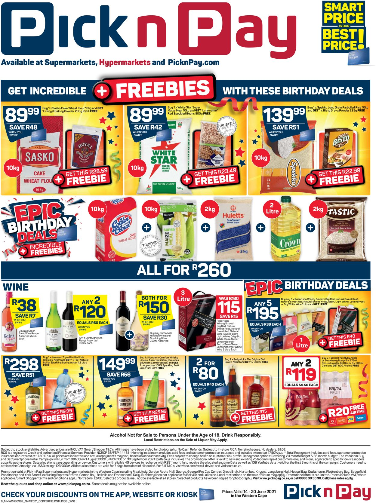 Pick n Pay Catalogue - 2021/06/14-2021/06/20 (Page 8)