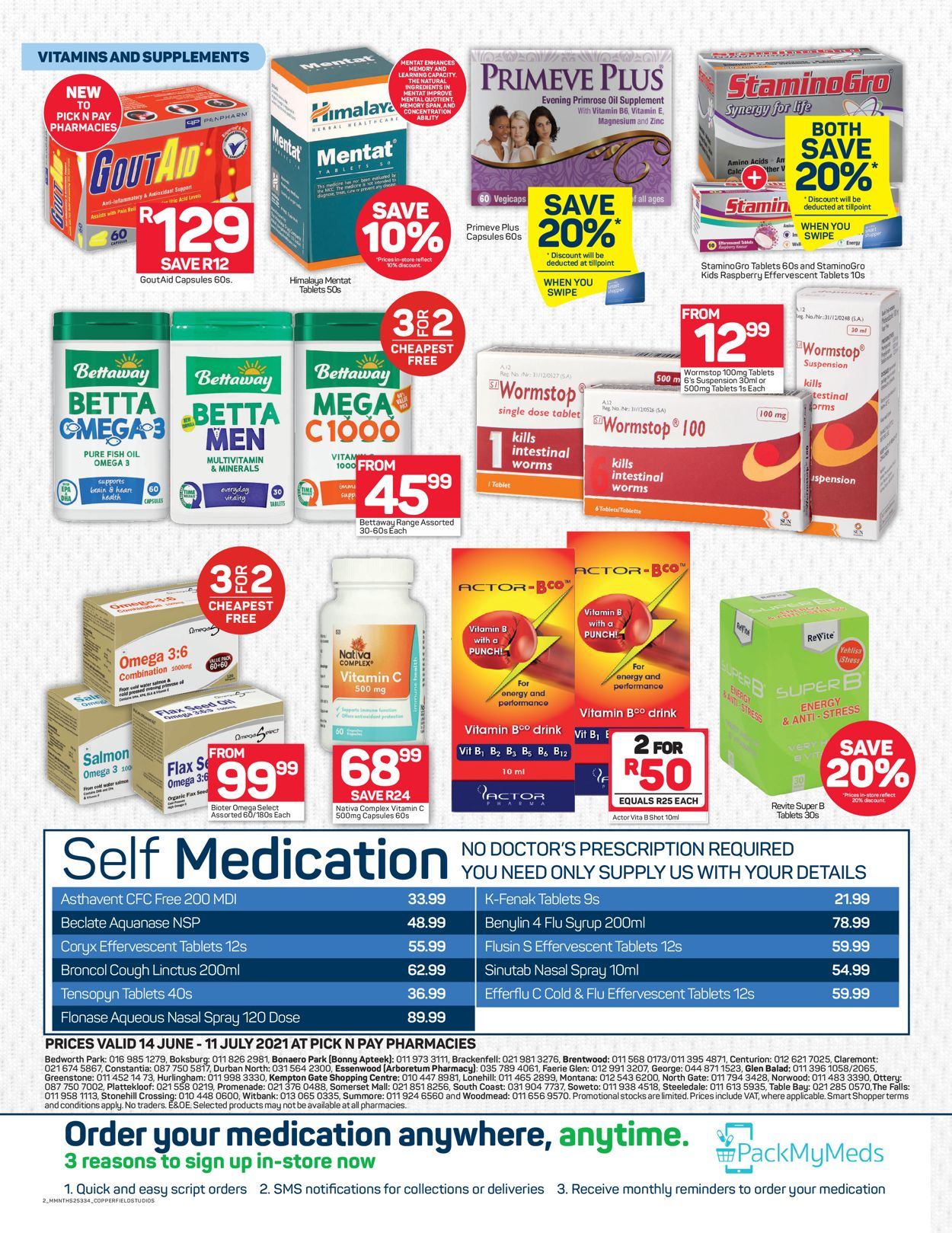 Pick n Pay Catalogue - 2021/06/14-2021/07/11 (Page 2)