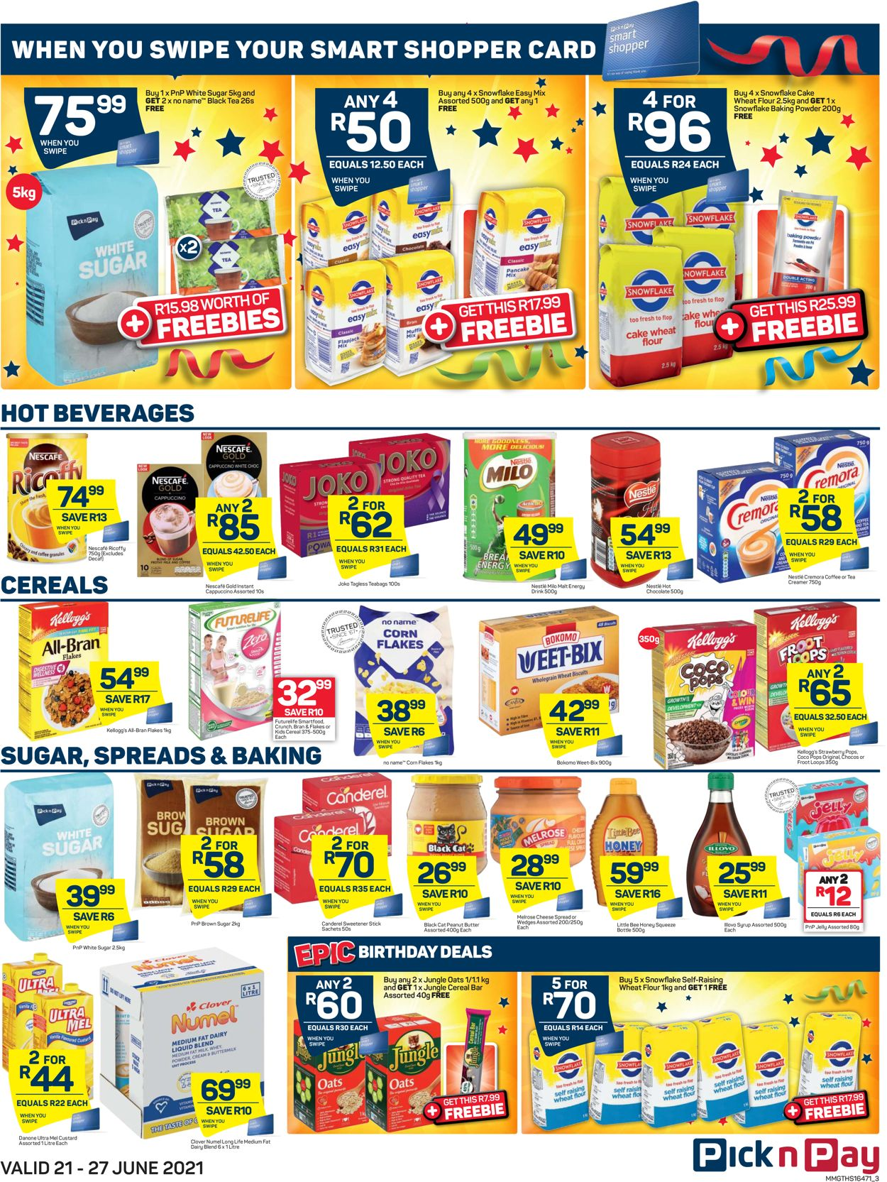 Pick n Pay Catalogue - 2021/06/21-2021/06/27 (Page 3)