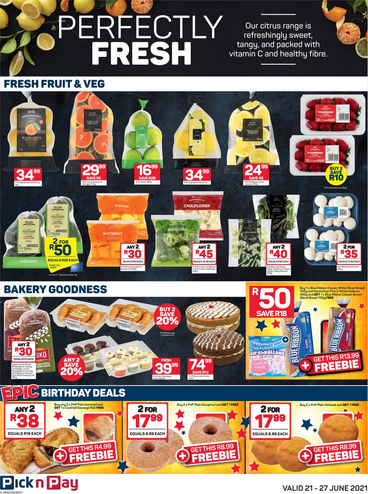 Pick n Pay Catalogue - 2021/06/21-2021/06/27 (Page 4)