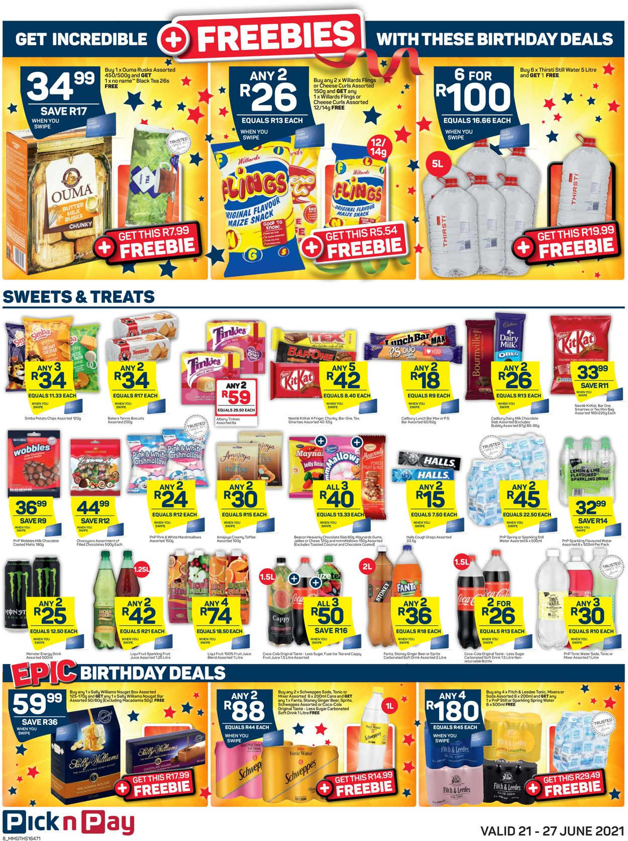 Pick n Pay Catalogue - 2021/06/21-2021/06/27 (Page 8)