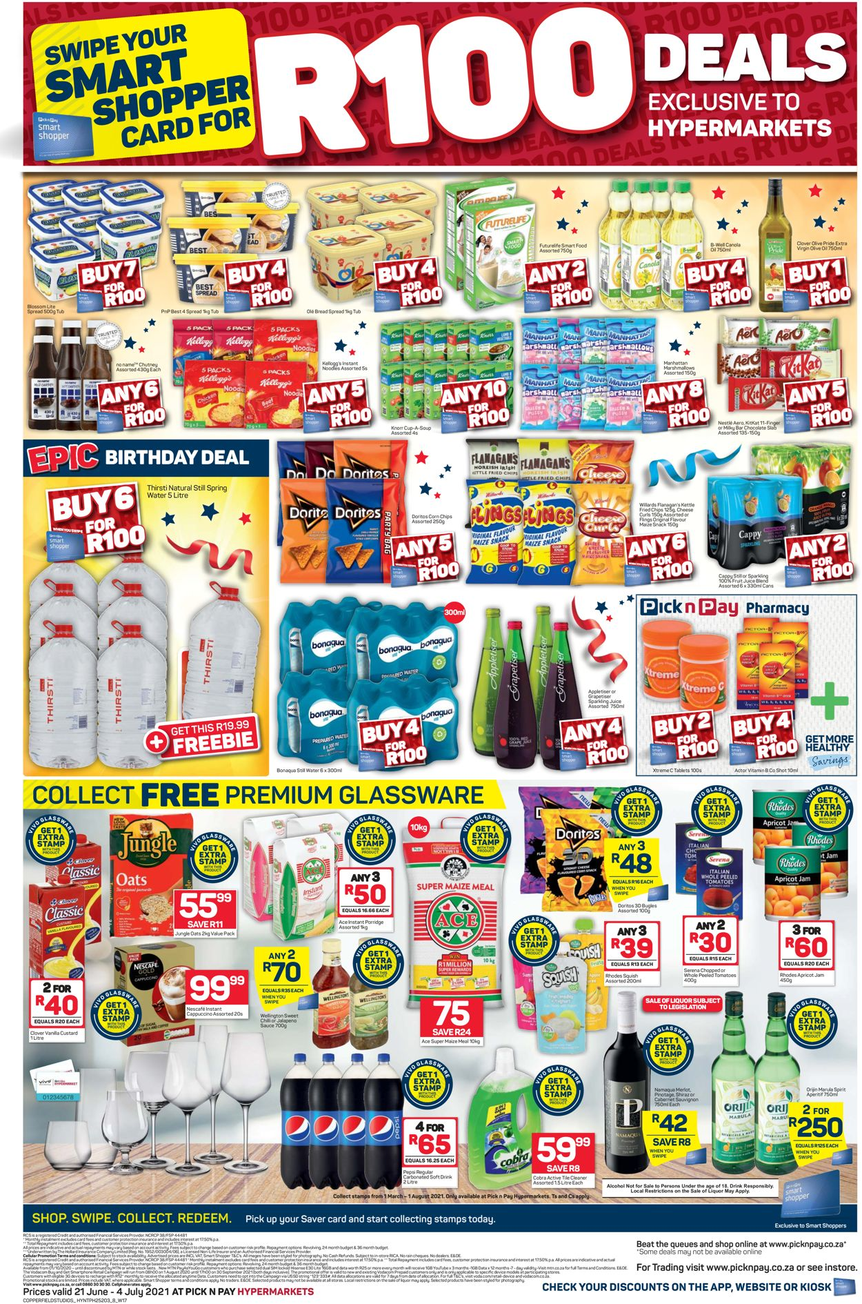 Pick n Pay Catalogue - 2021/06/21-2021/07/04 (Page 8)