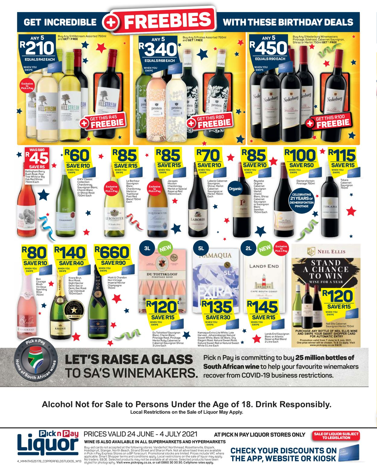 Pick n Pay Catalogue - 2021/06/24-2021/07/04 (Page 4)