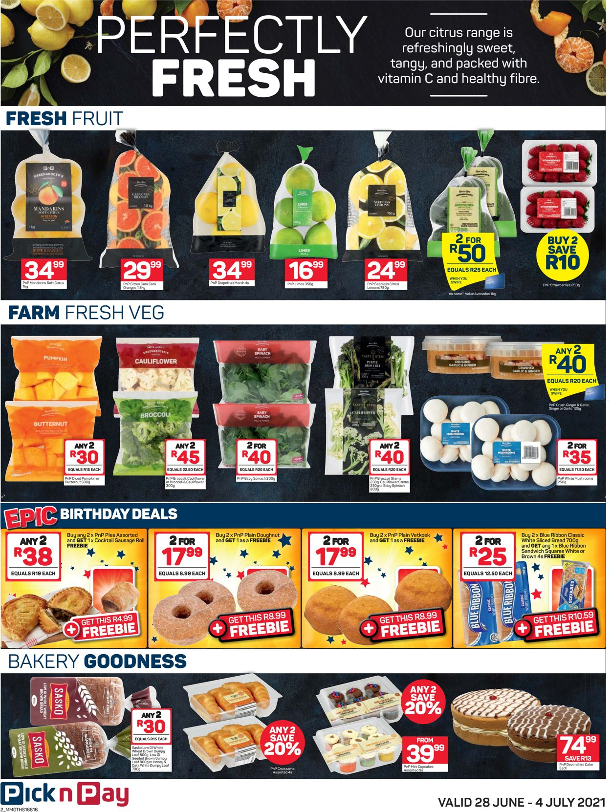 Pick n Pay Catalogue - 2021/06/28-2021/07/04 (Page 2)