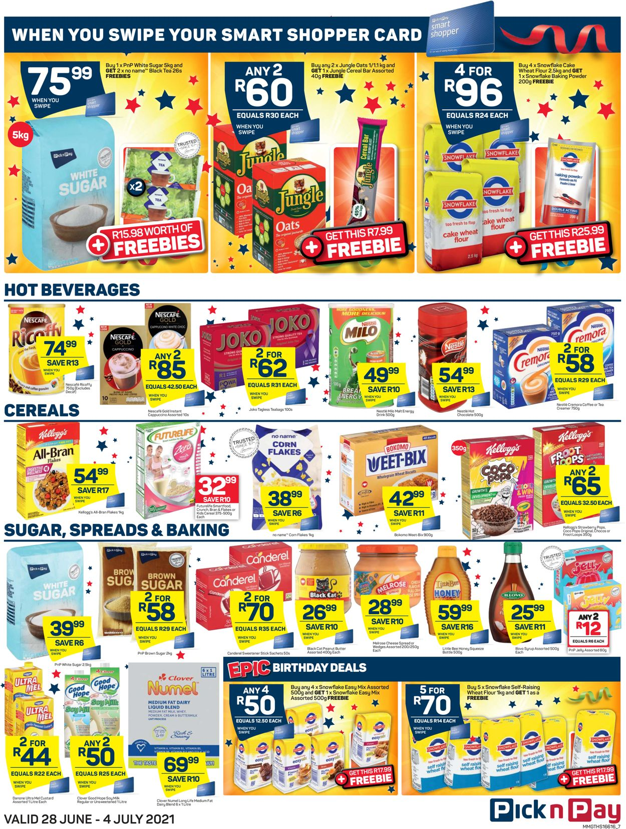 Pick n Pay Catalogue - 2021/06/28-2021/07/04 (Page 7)