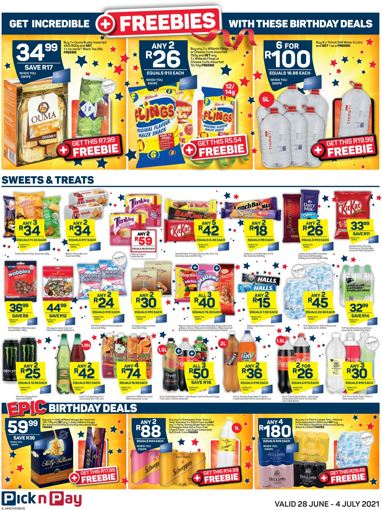 Pick n Pay Catalogue - 2021/06/28-2021/07/04 (Page 8)