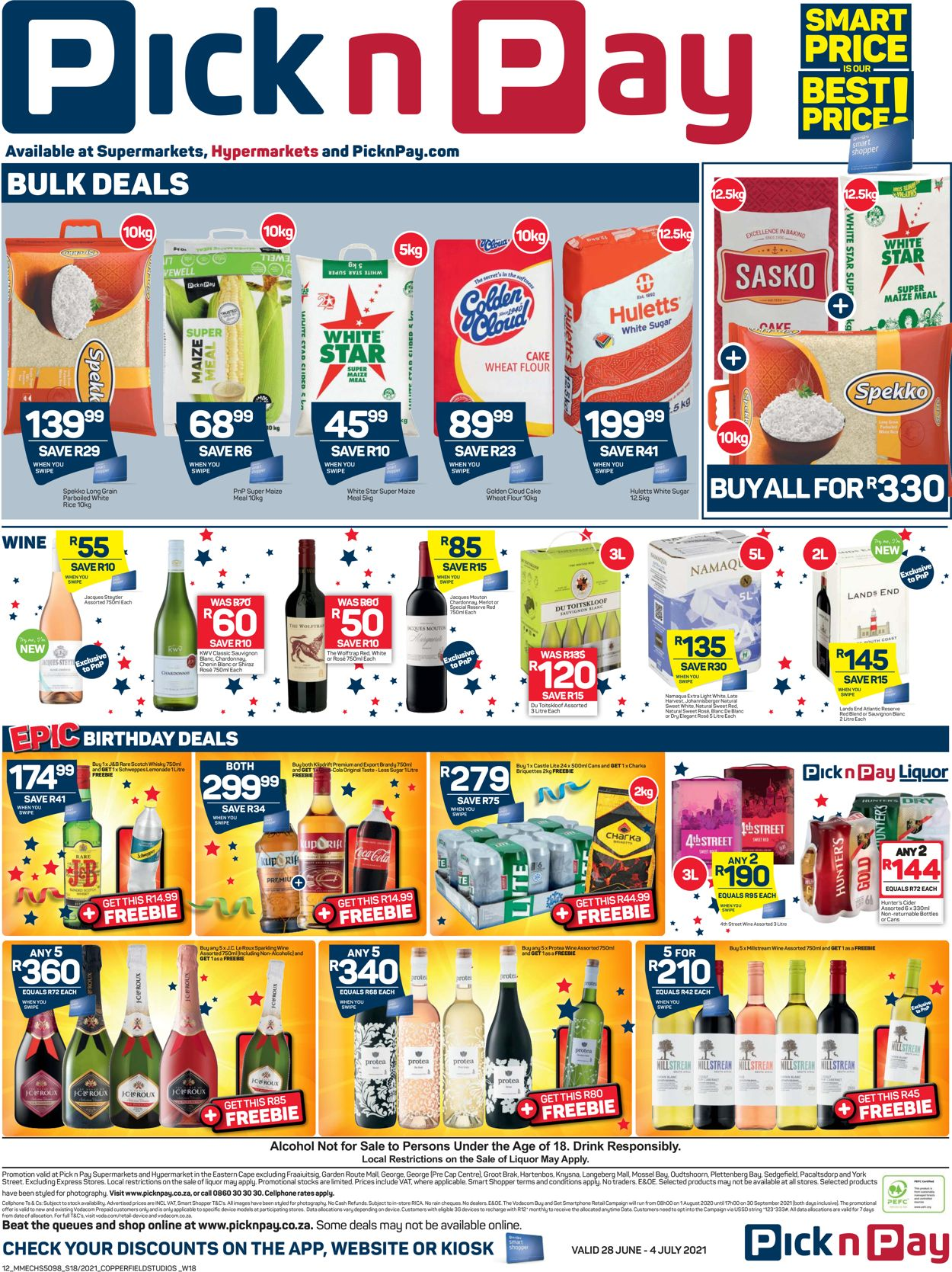 Pick n Pay Catalogue - 2021/06/28-2021/07/04 (Page 12)