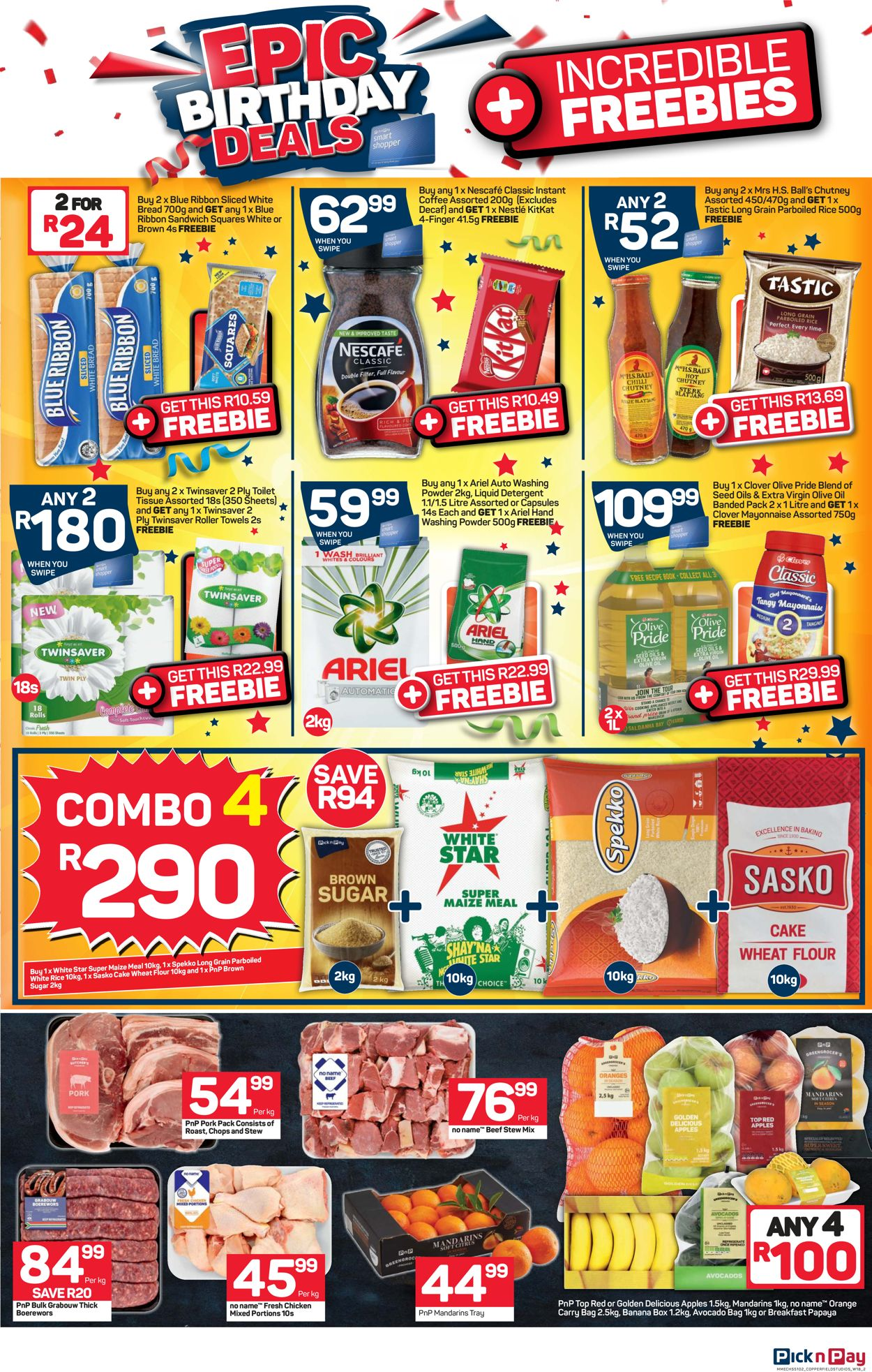 Pick n Pay Catalogue - 2021/07/01-2021/07/04 (Page 2)